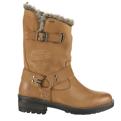 Superdry BOTTES MARRON