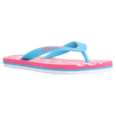 Superdry TONGS BLEU Chaussure France_v433