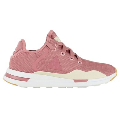 Le Coq Sportif BASKETS BASSES ROSE Chaussure France_v5205