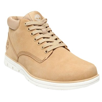 Timberland BASKETS MONTANTES BEIGE Chaussure France_v14354
