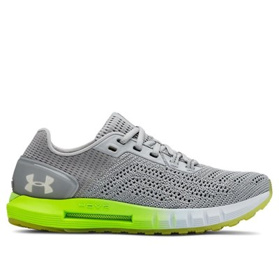 Under Armour BASKETS BASSES GRIS