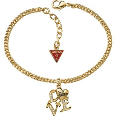 Guess :  Bracelet Love Letters or