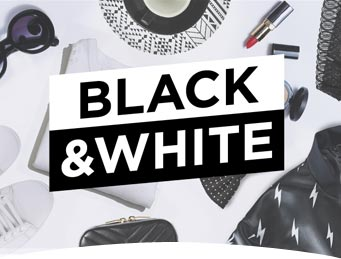 Vente Privée Black & White