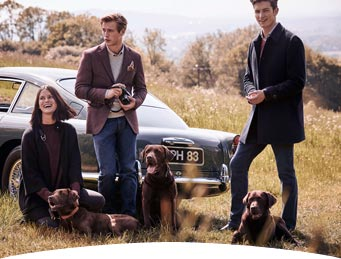 Vente Privée Hackett London Homme