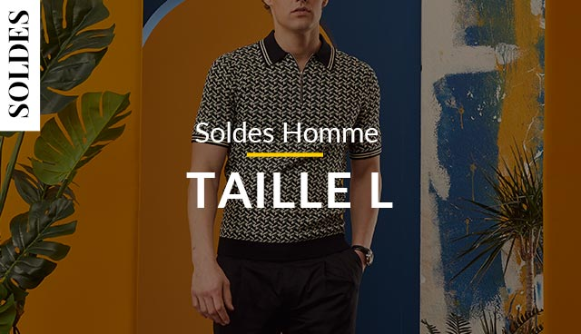 Marque Taille L homme : Soldes