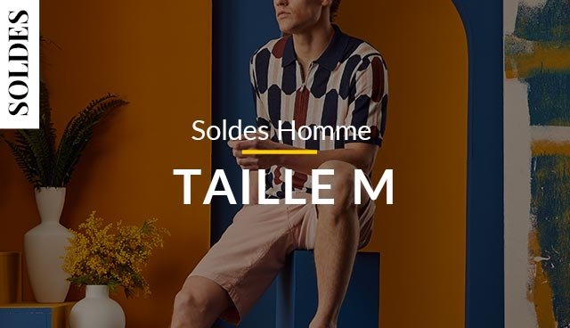Marque Taille M homme : Soldes