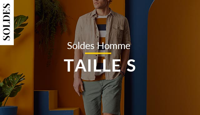 Marque Taille S homme : Soldes