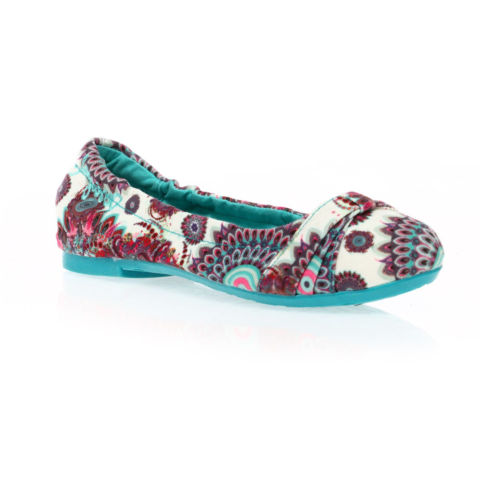 Desigual Rock and Roll - Ballerines - multicolores