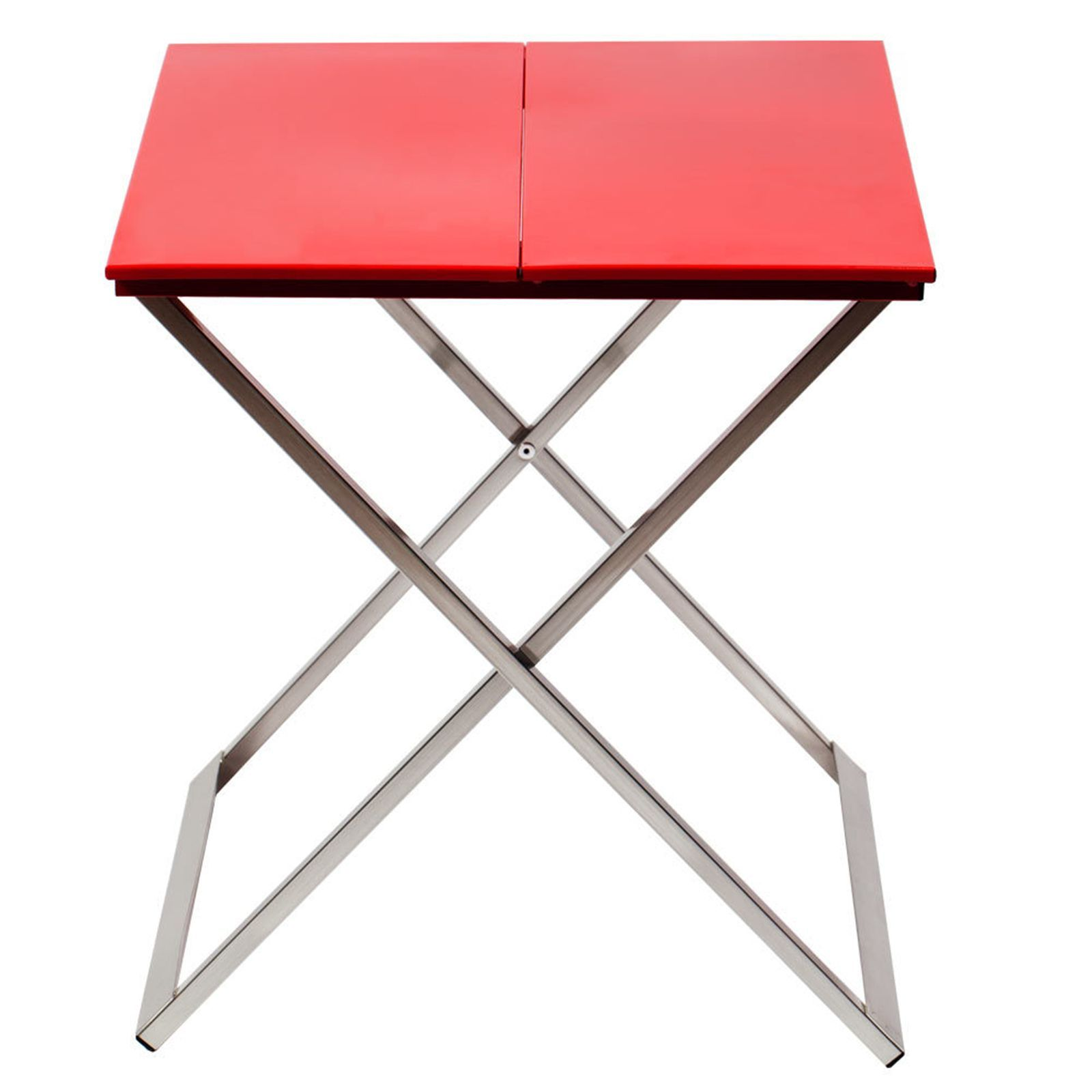 madura origami table de chevet rouge vif brandalley. Black Bedroom Furniture Sets. Home Design Ideas