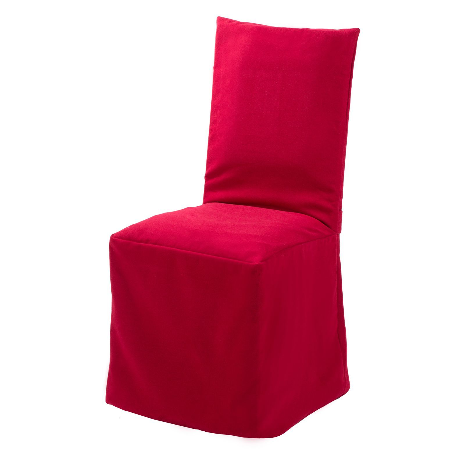 Madura alpina housse de chaise rouge brandalley - Housse de chaise rouge ...