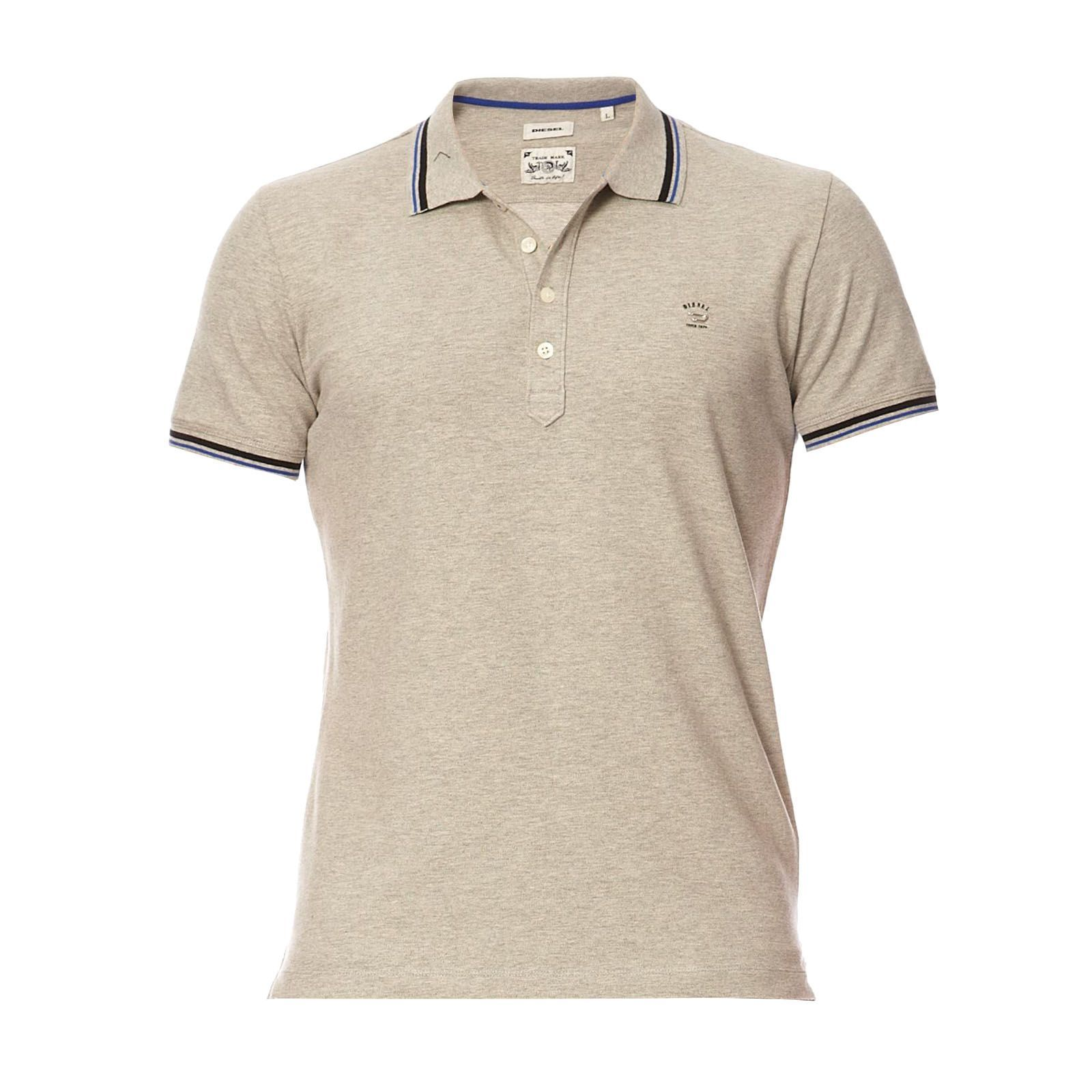 Diesel Oin - Polos - gris