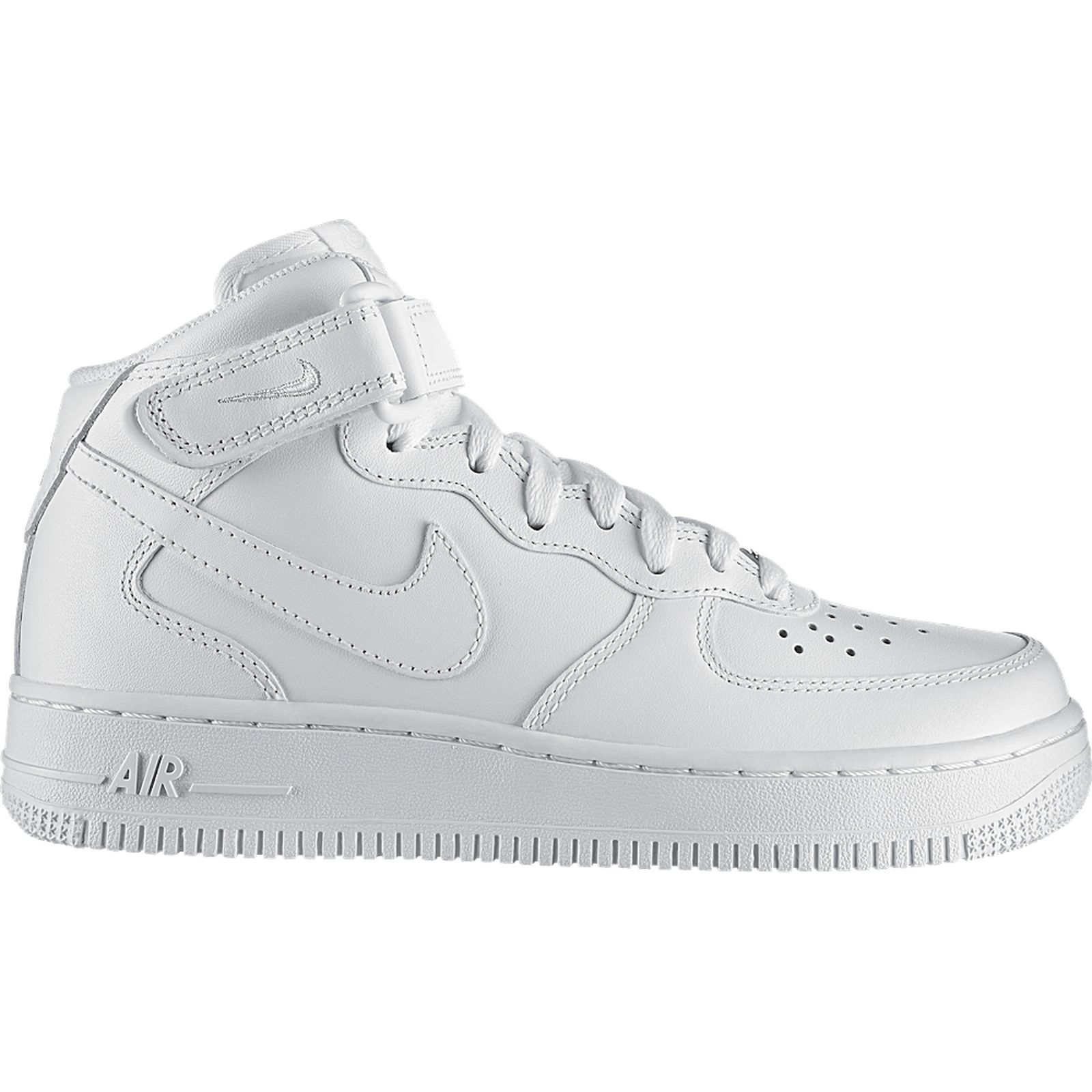 Nike Air Force 1 Mid - Baskets - blanc