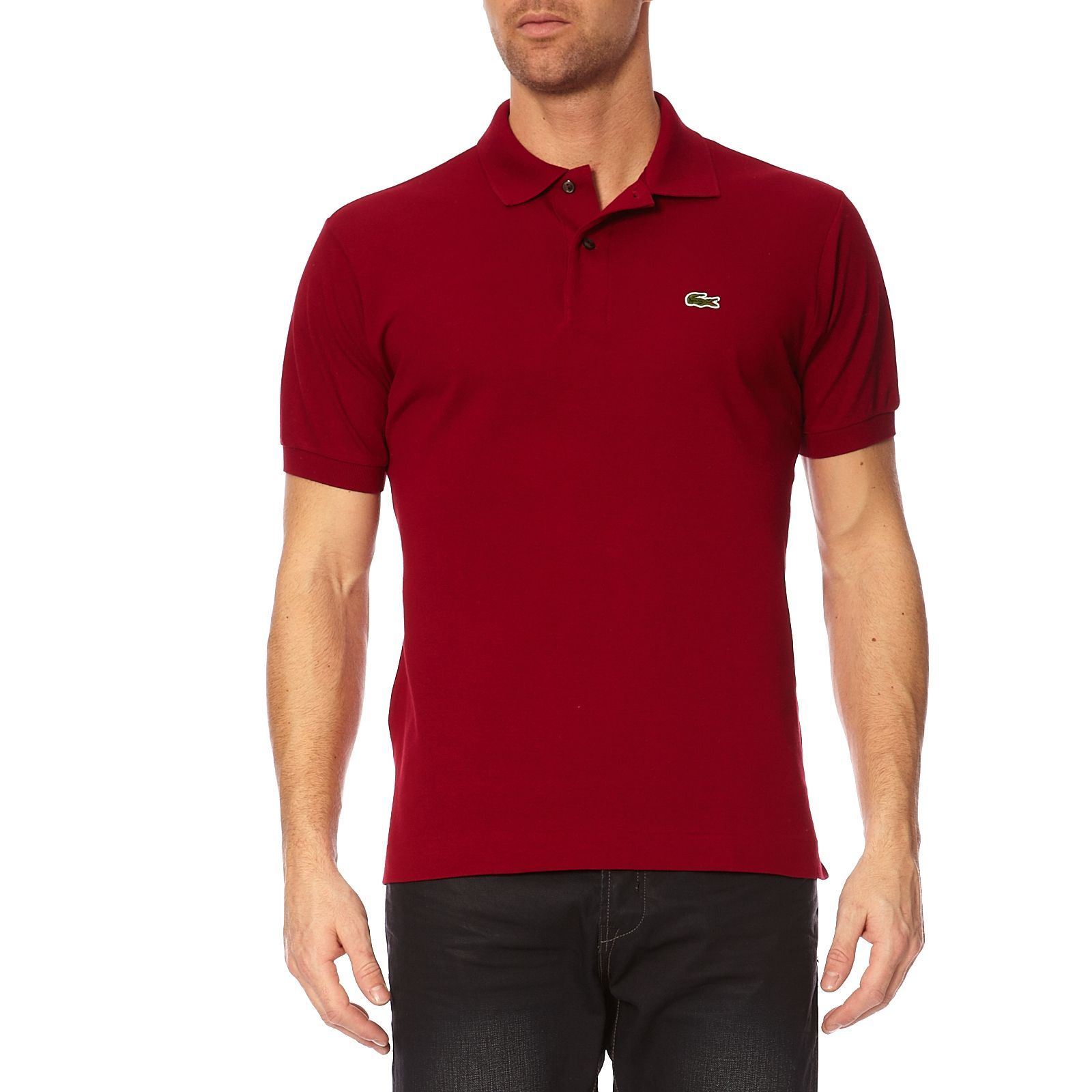 0aa6afd16d0 Lacoste L1212 - Polo - rouge
