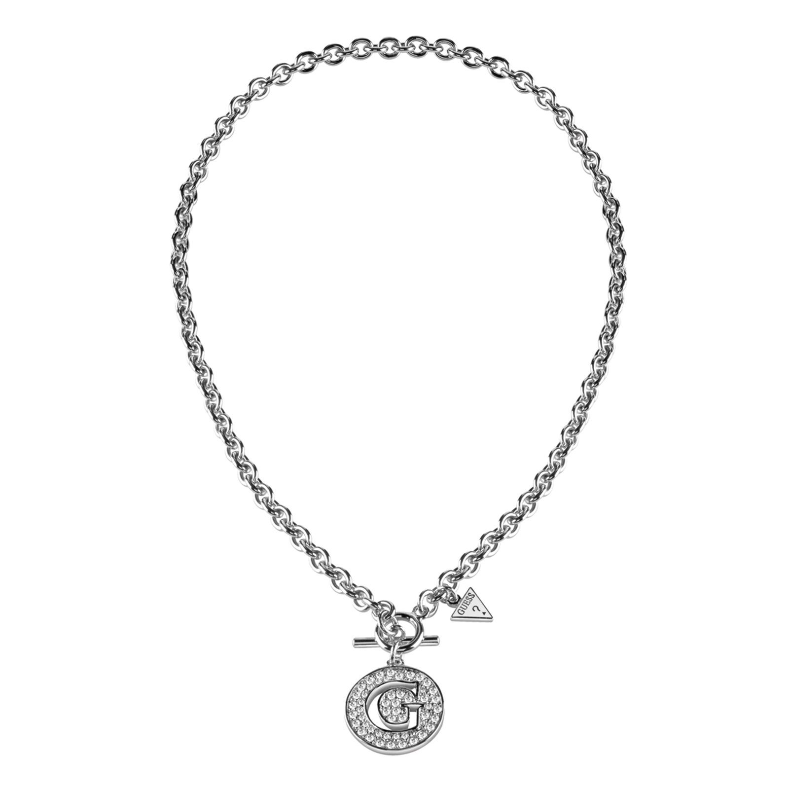 Guess Collier - argenté