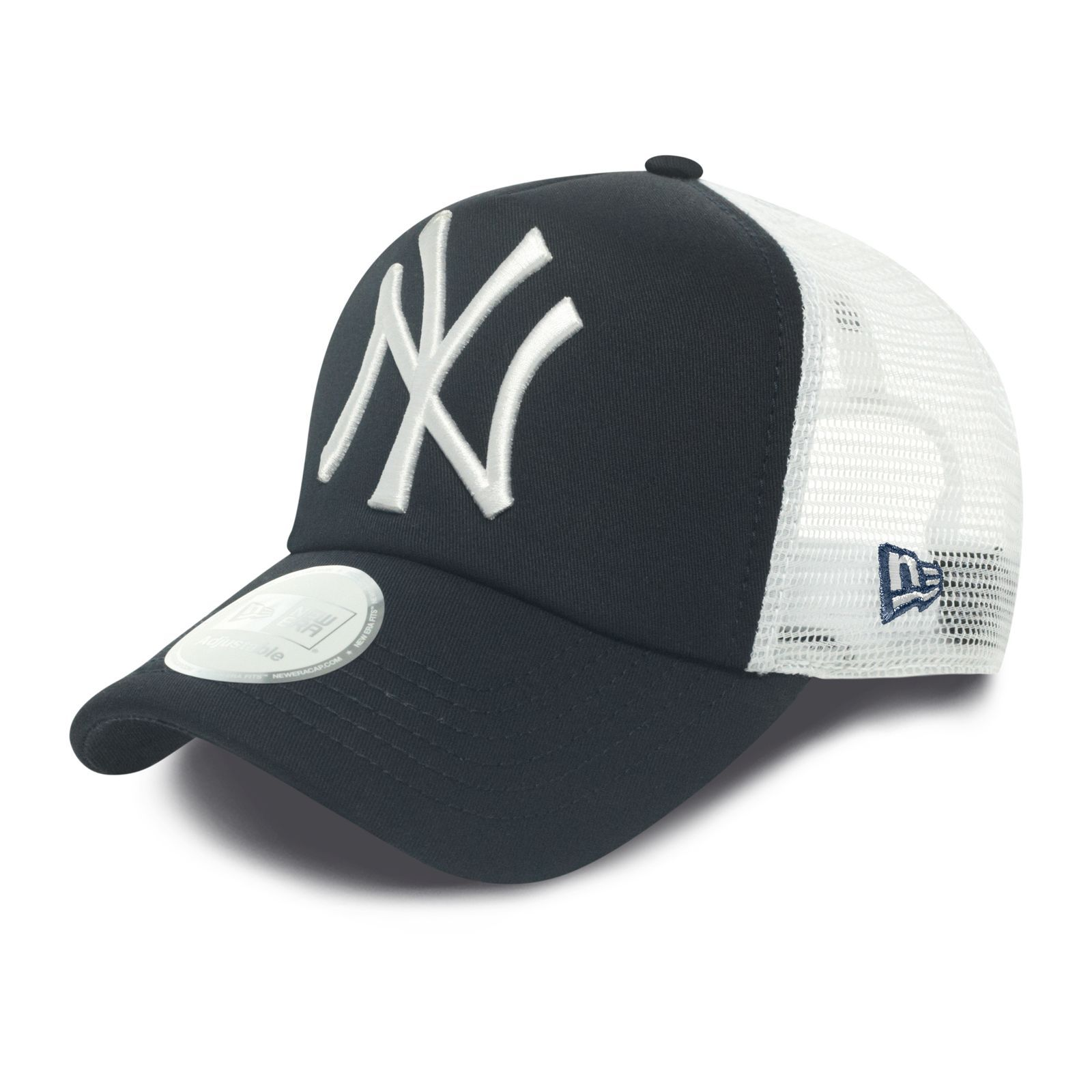 new era new york yankees casquette bleu marine brandalley. Black Bedroom Furniture Sets. Home Design Ideas