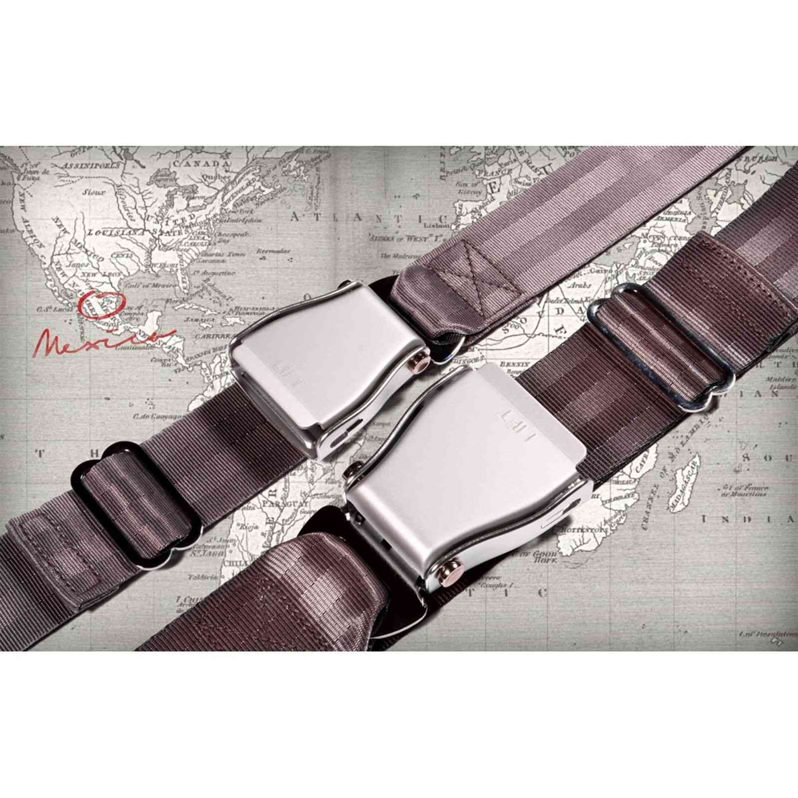 0136d2f00889 Fly Belts Ceinture d Avion - Ceinture - gris   BrandAlley