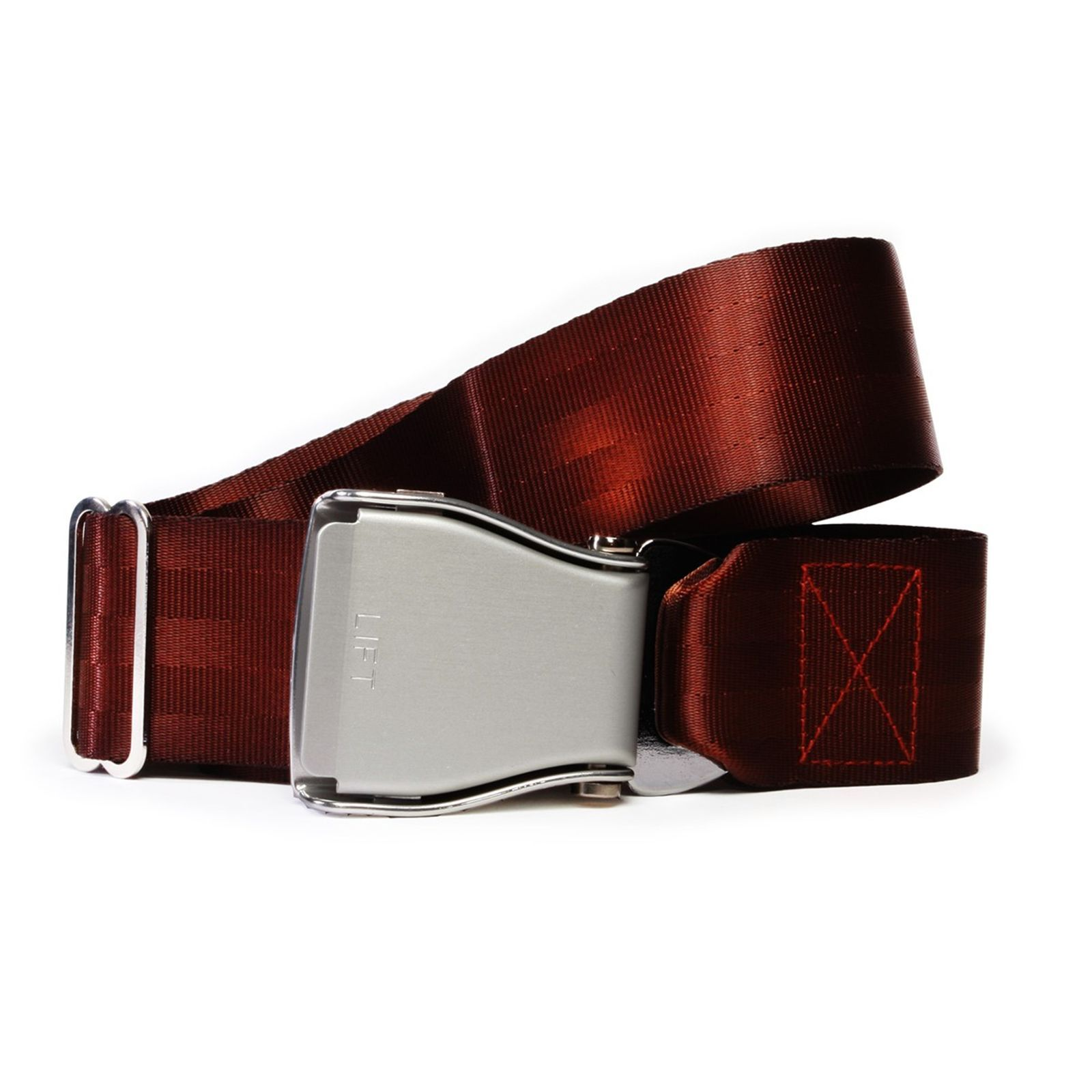 00c200a5e5cb Fly Belts Ceinture d Avion - Ceinture - marron   BrandAlley