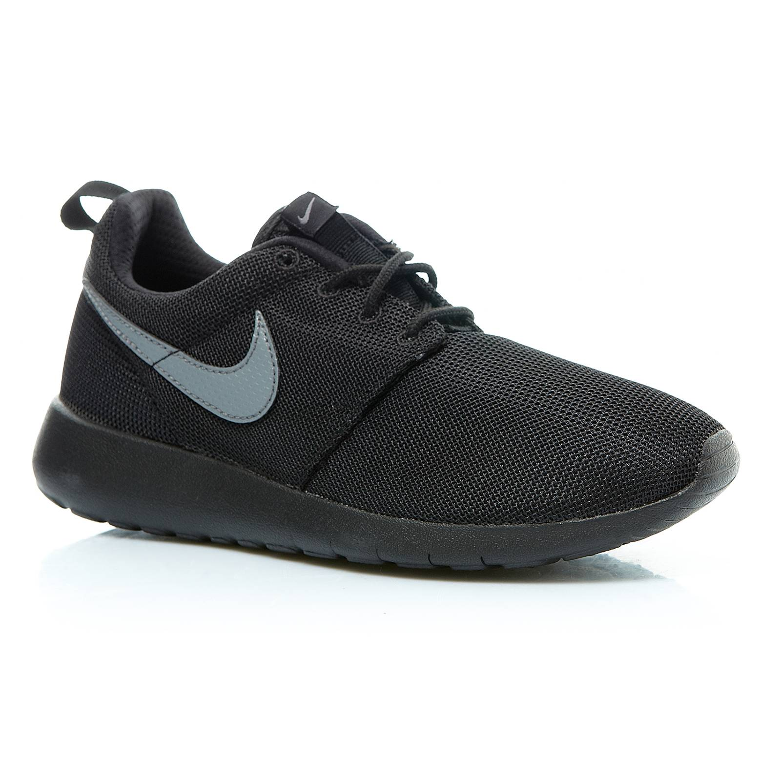 nike roshe one gs turnschuhe sneakers schwarz. Black Bedroom Furniture Sets. Home Design Ideas