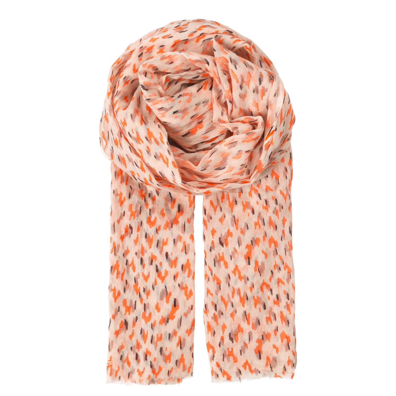 Beck Sondergaard Bushwick - Foulard - orange - Beck Sondergaard -  SIZE 100 X 180 CM - 100% COTTON FIN Foulard  Couleur: Orange  Référence: 1621068