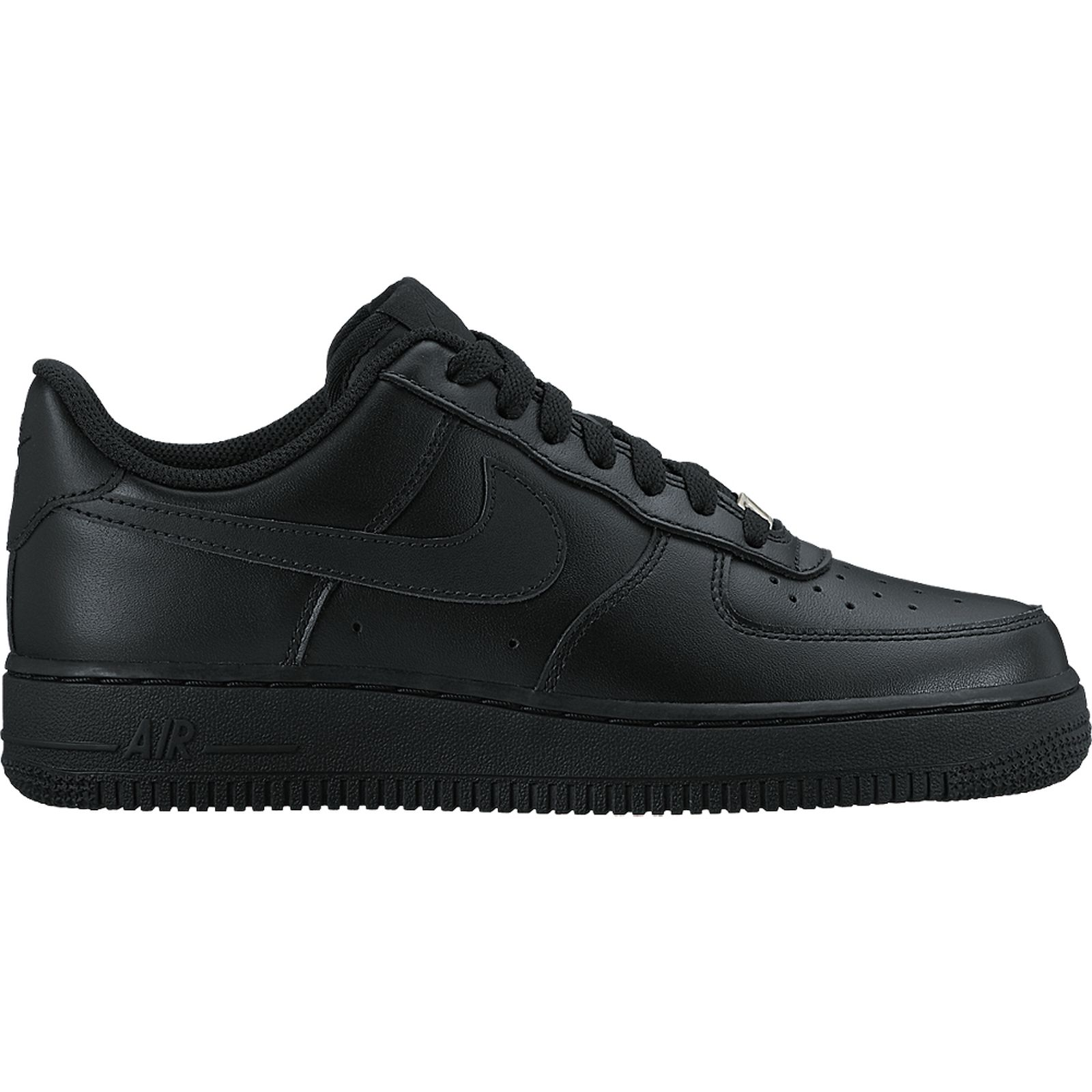 nike air force 1 turnschuhe sneakers schwarz brandalley. Black Bedroom Furniture Sets. Home Design Ideas