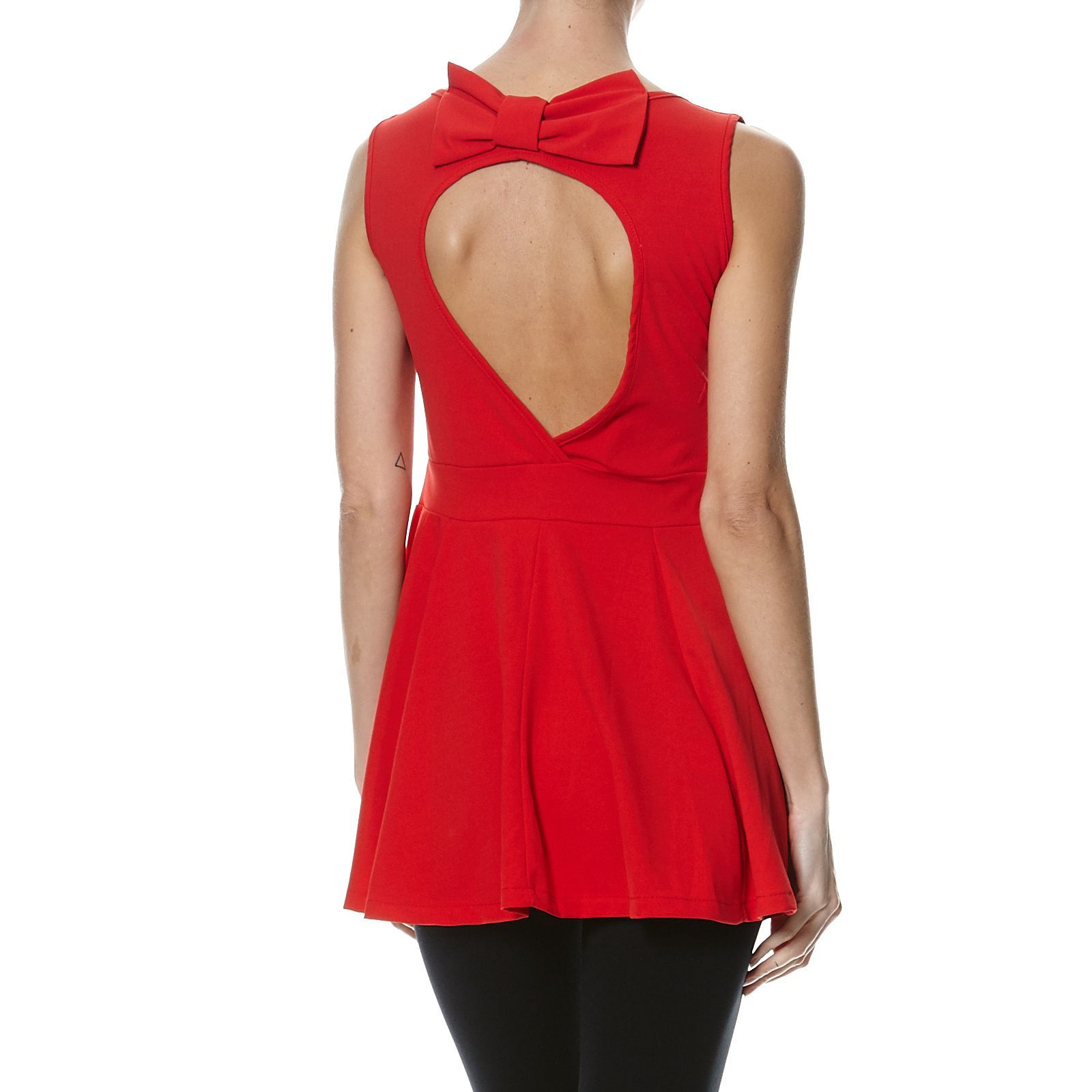 Le dressing d Alisson Robe patineuse - rouge   BrandAlley ed5ec9f941c2