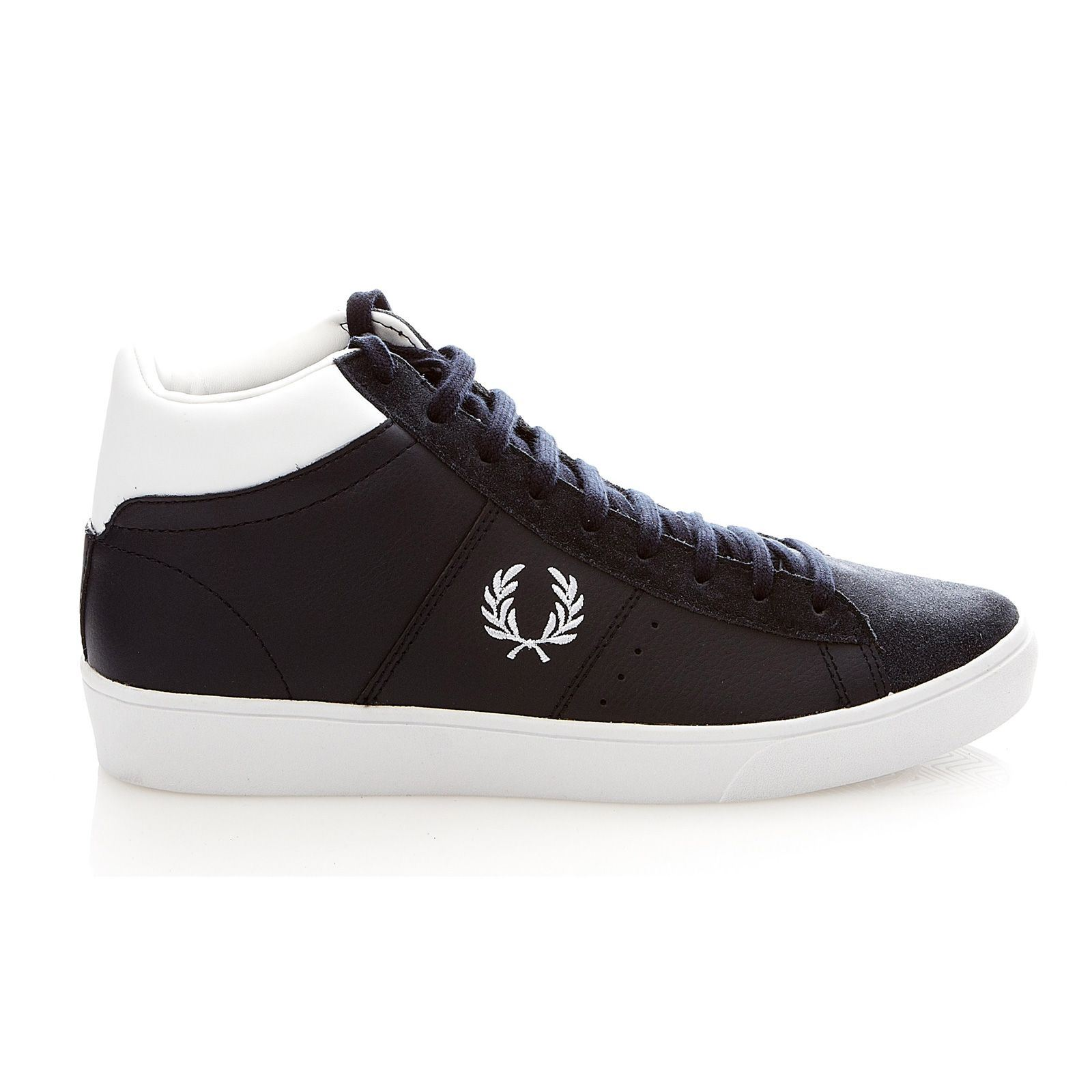 Fred Perry - Baskets montantes en cuir 3o6343b4Kt