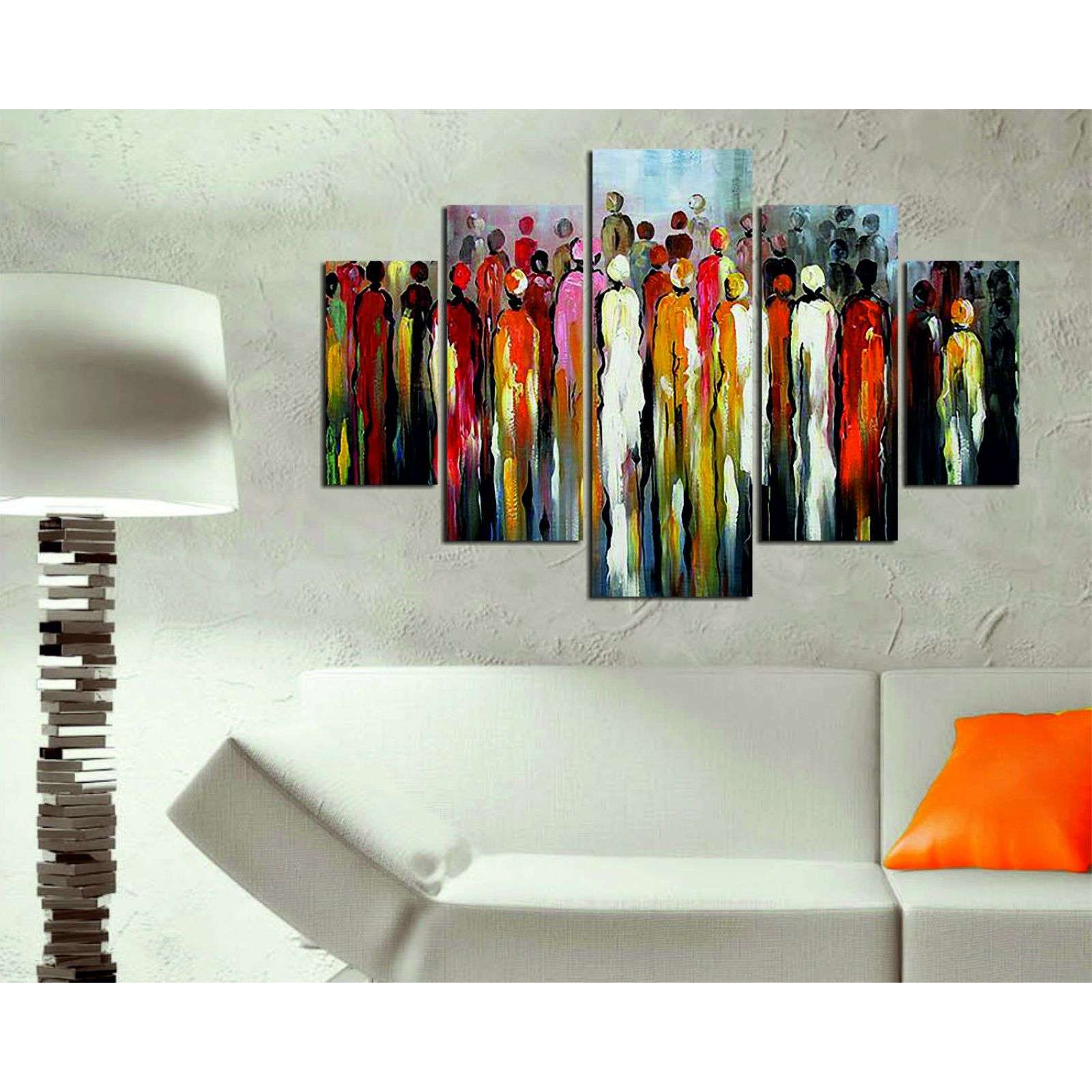 deco wall tableaux d coratifs multicolore brandalley. Black Bedroom Furniture Sets. Home Design Ideas