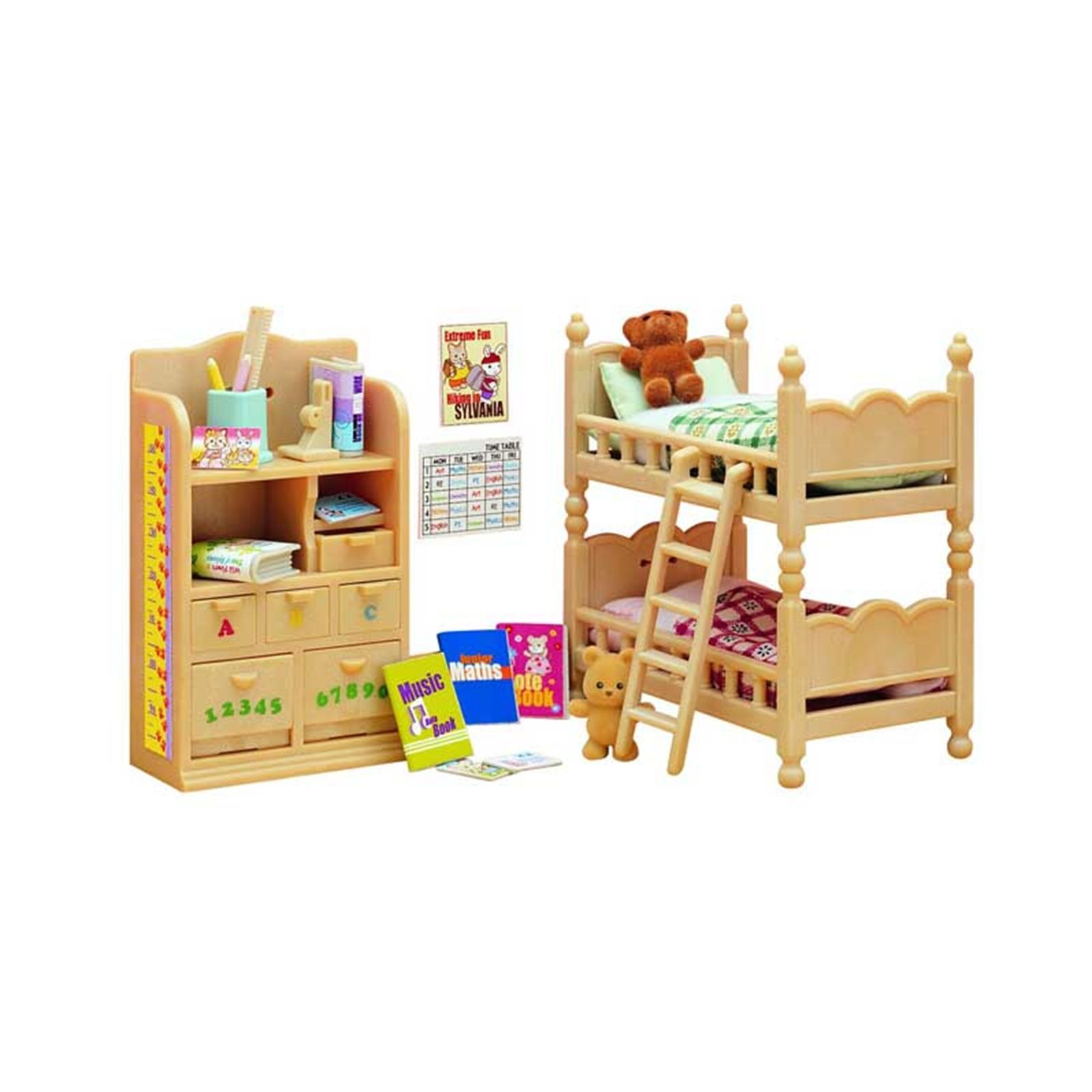 epoch d 39 enfance mobilier chambre d 39 enfant multicolore. Black Bedroom Furniture Sets. Home Design Ideas