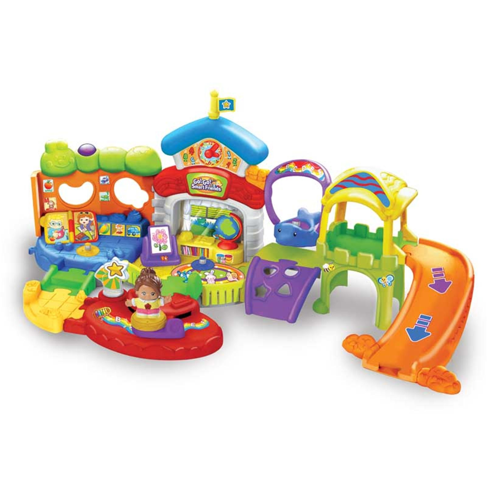 vtech tut tut copains ecole maternelle magique multicolore brandalley. Black Bedroom Furniture Sets. Home Design Ideas