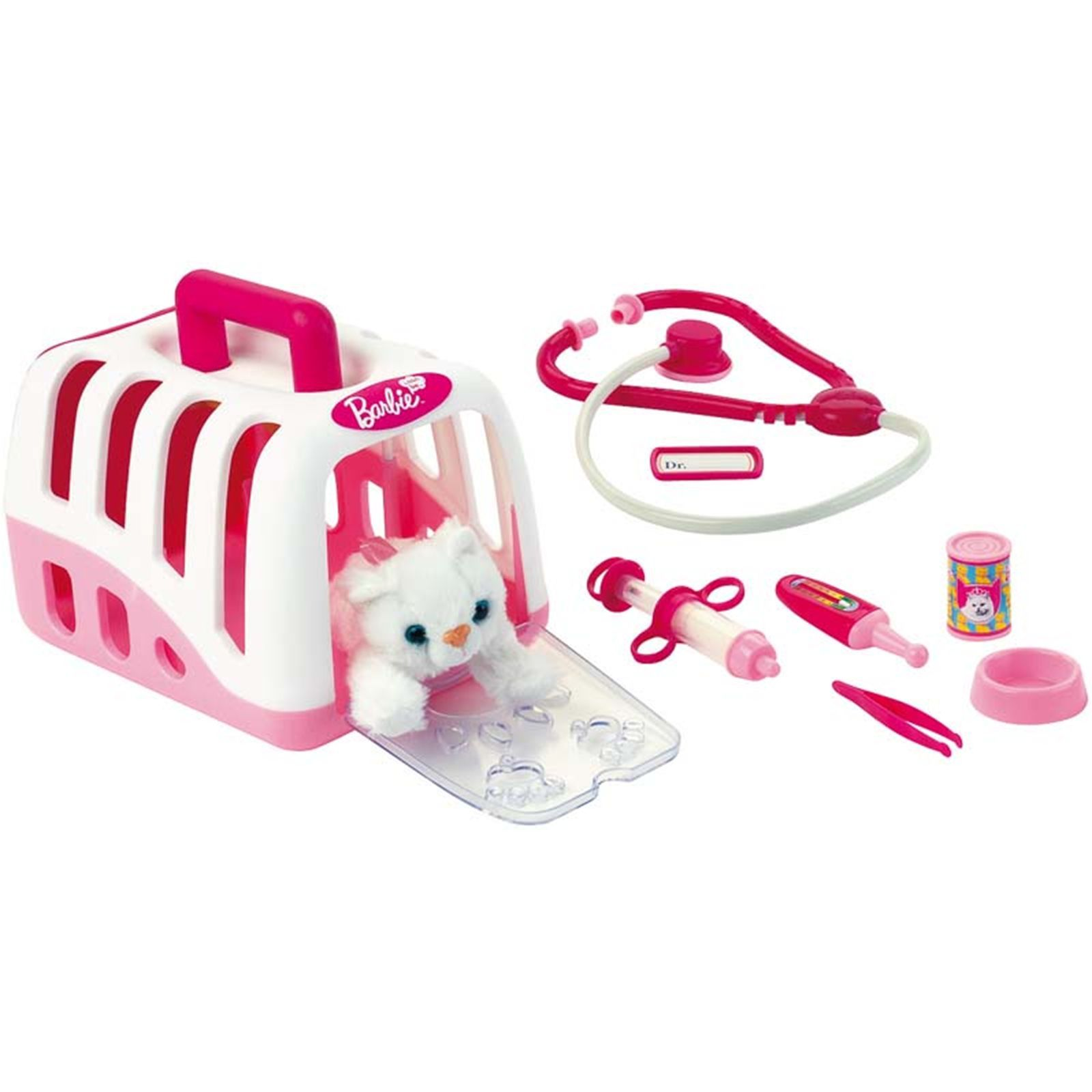 Klein jouets barbie malette v t rinaire multicolore - Barbie veterinaire ...