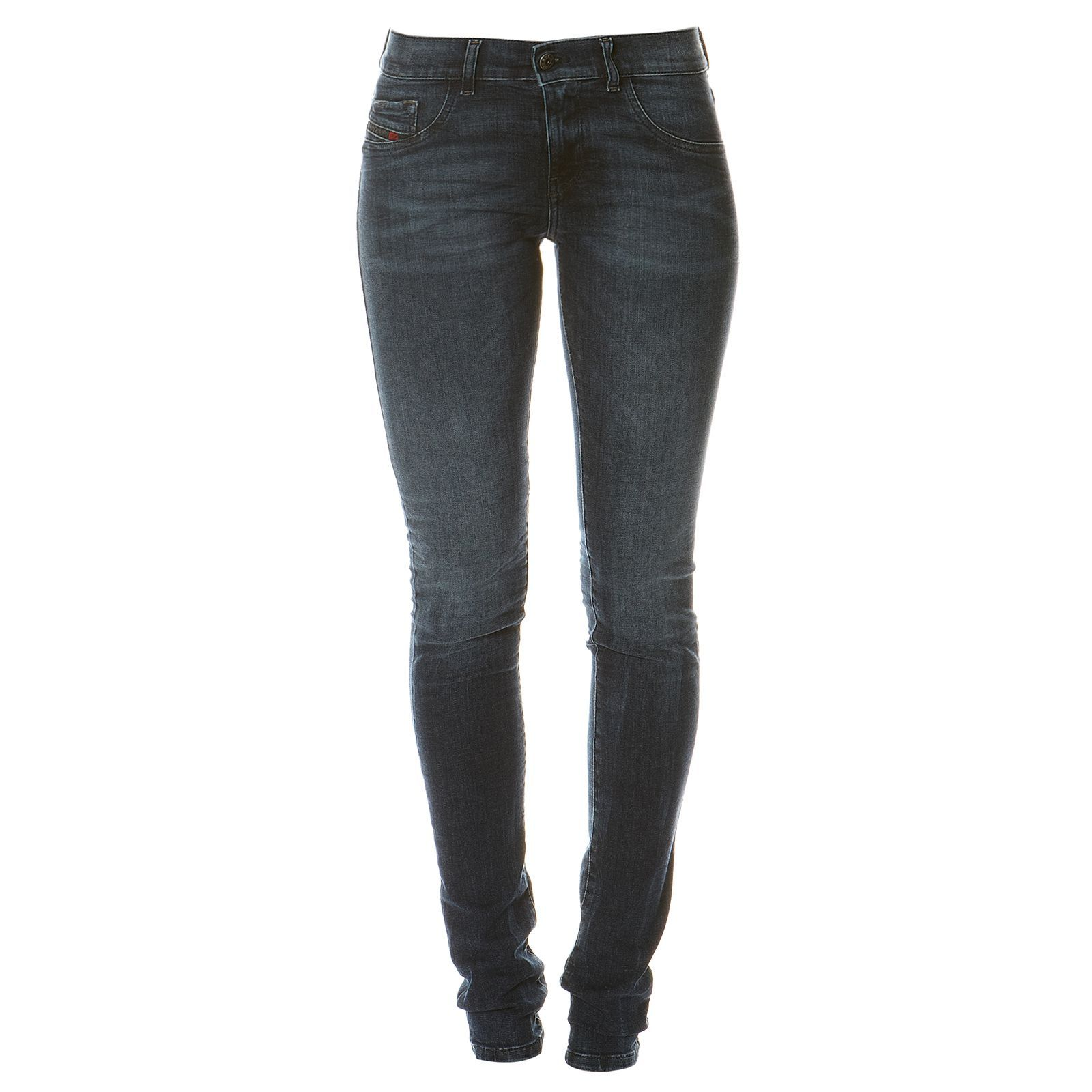 Diesel Livier - Super slim jegging - low waist