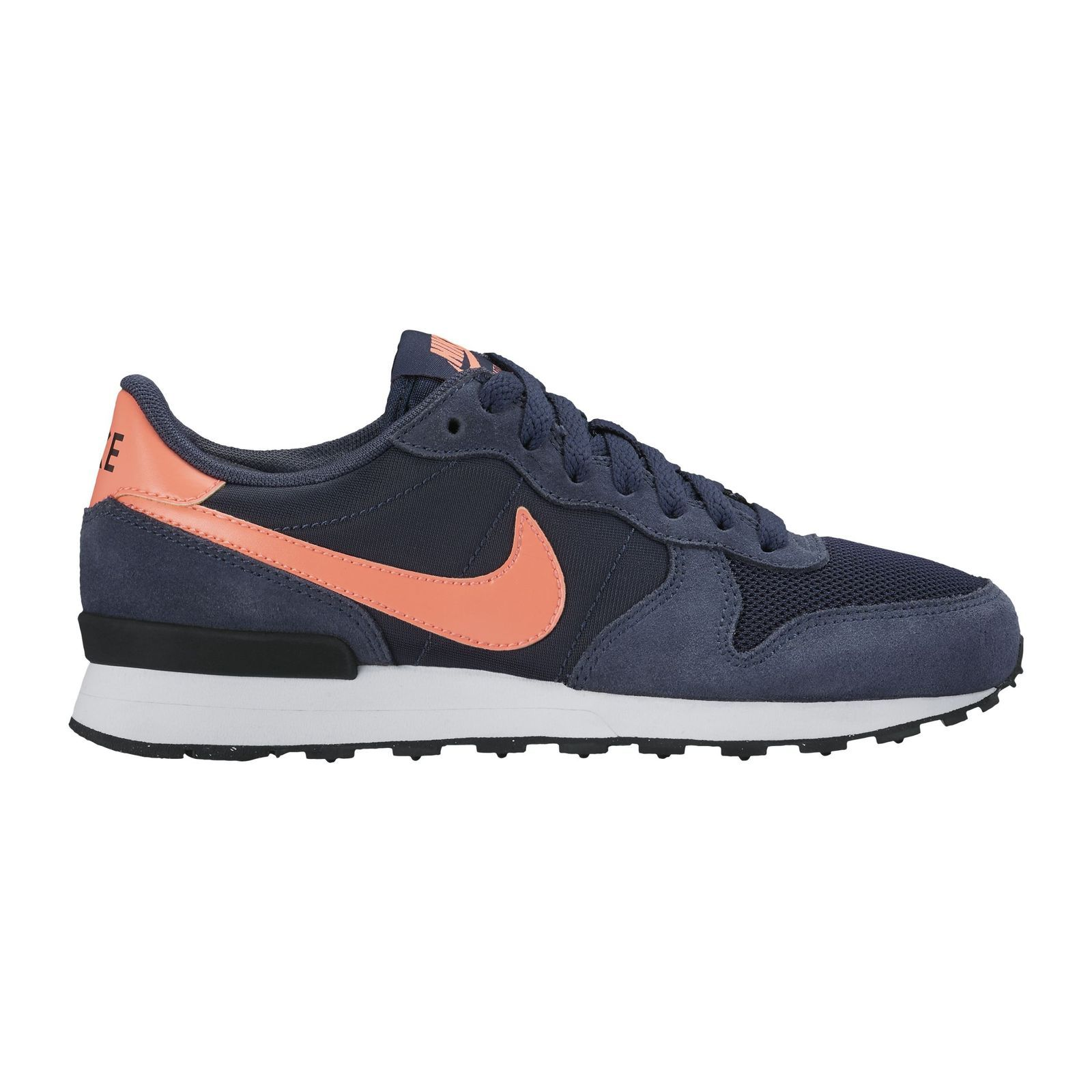 nike internationalist bleu orange