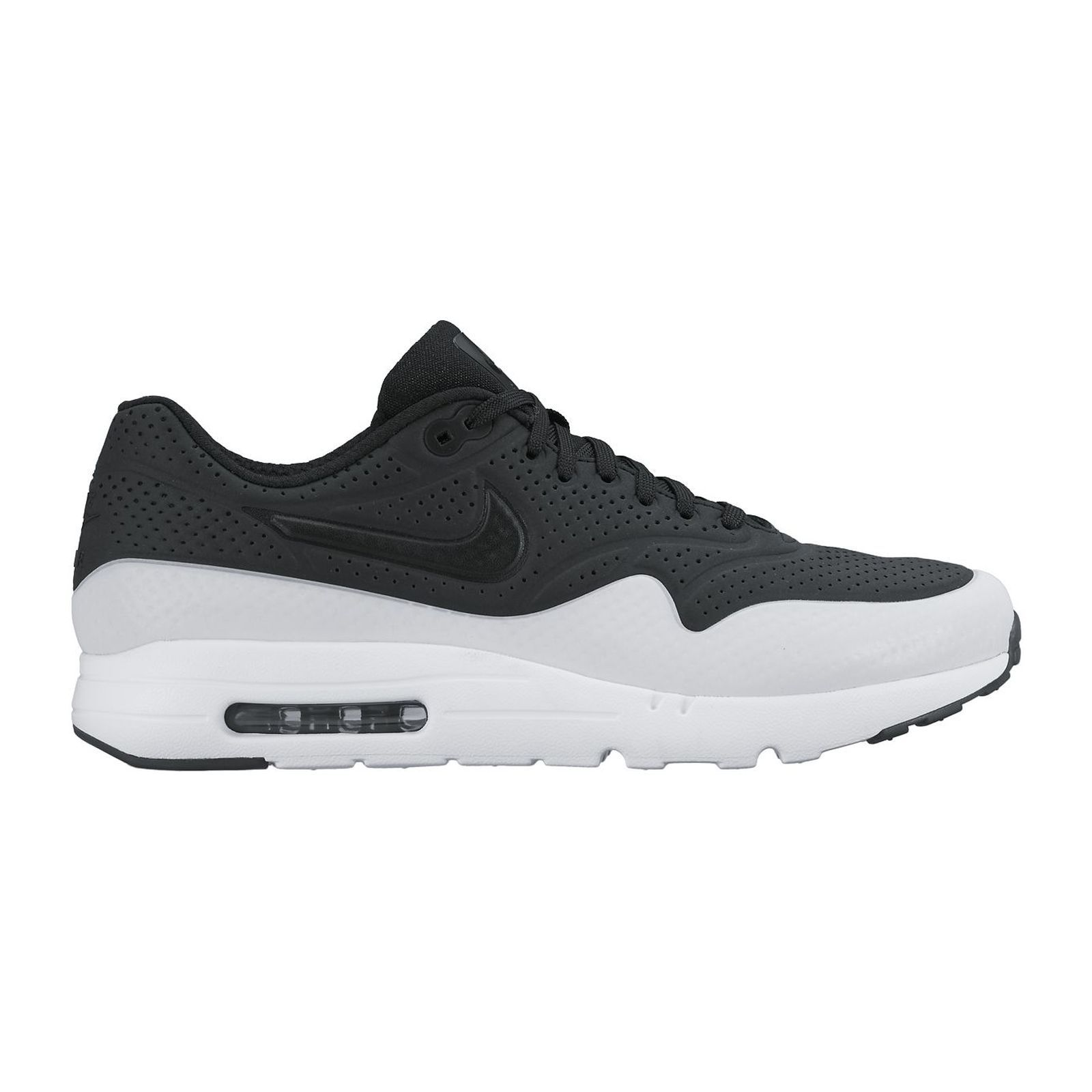 NIKE Air Max 1 ultra moire - Baskets Mode - noir