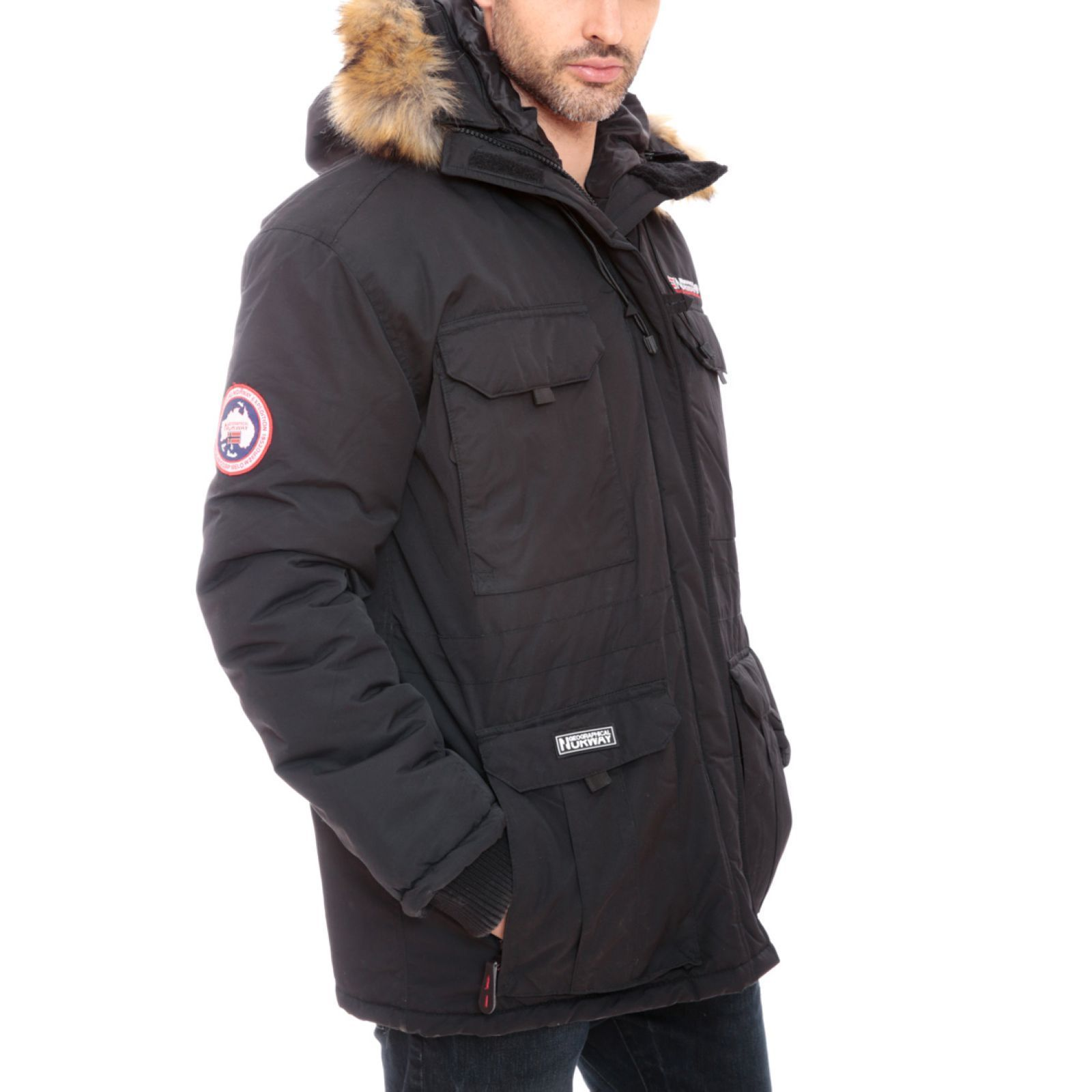 f6382bf3a0c4 Geographical Norway Parka