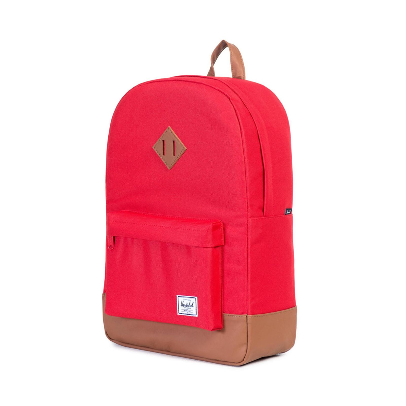 herschel h ritage rucksack rot brandalley. Black Bedroom Furniture Sets. Home Design Ideas