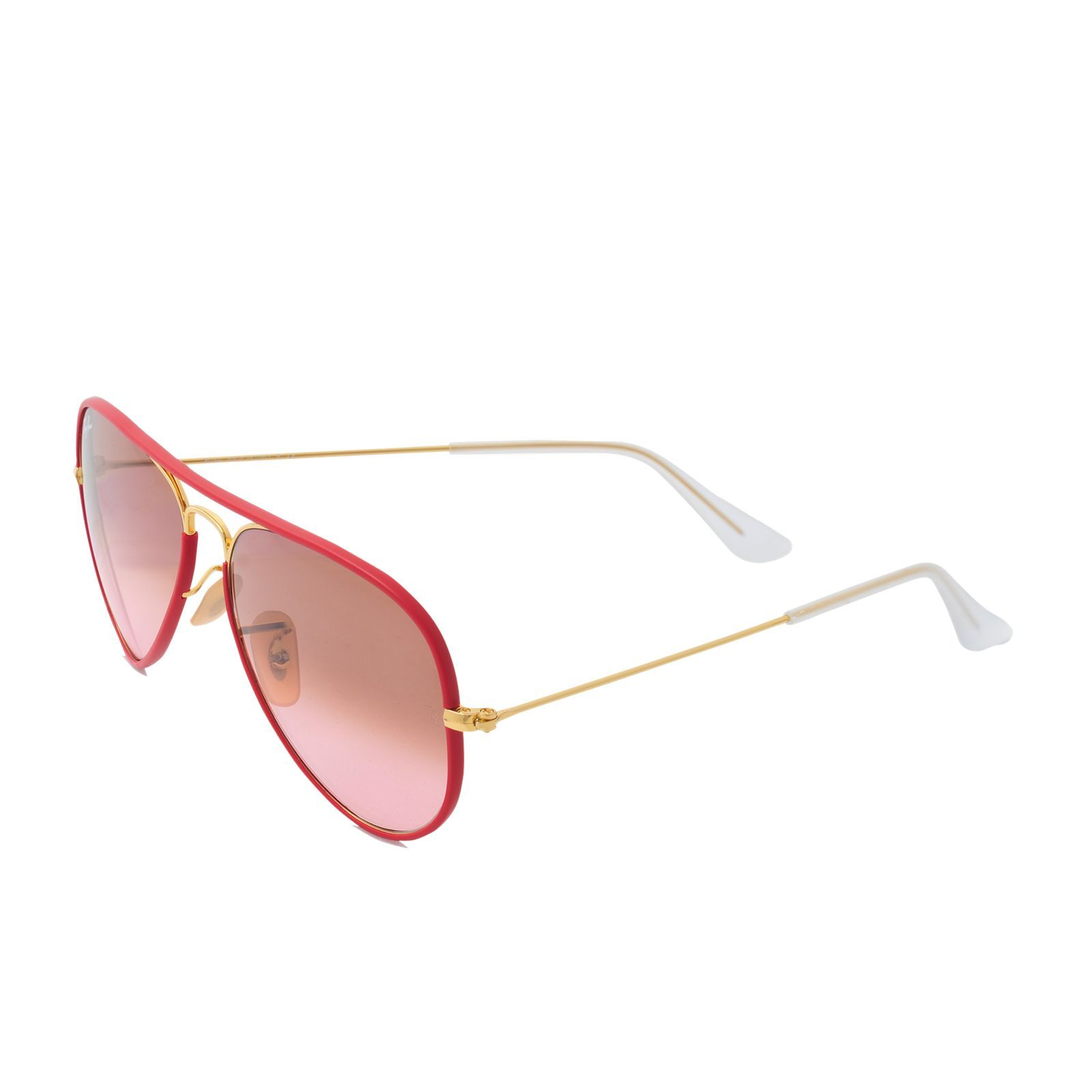 ray ban aviator lunettes de soleil femme rose brandalley. Black Bedroom Furniture Sets. Home Design Ideas