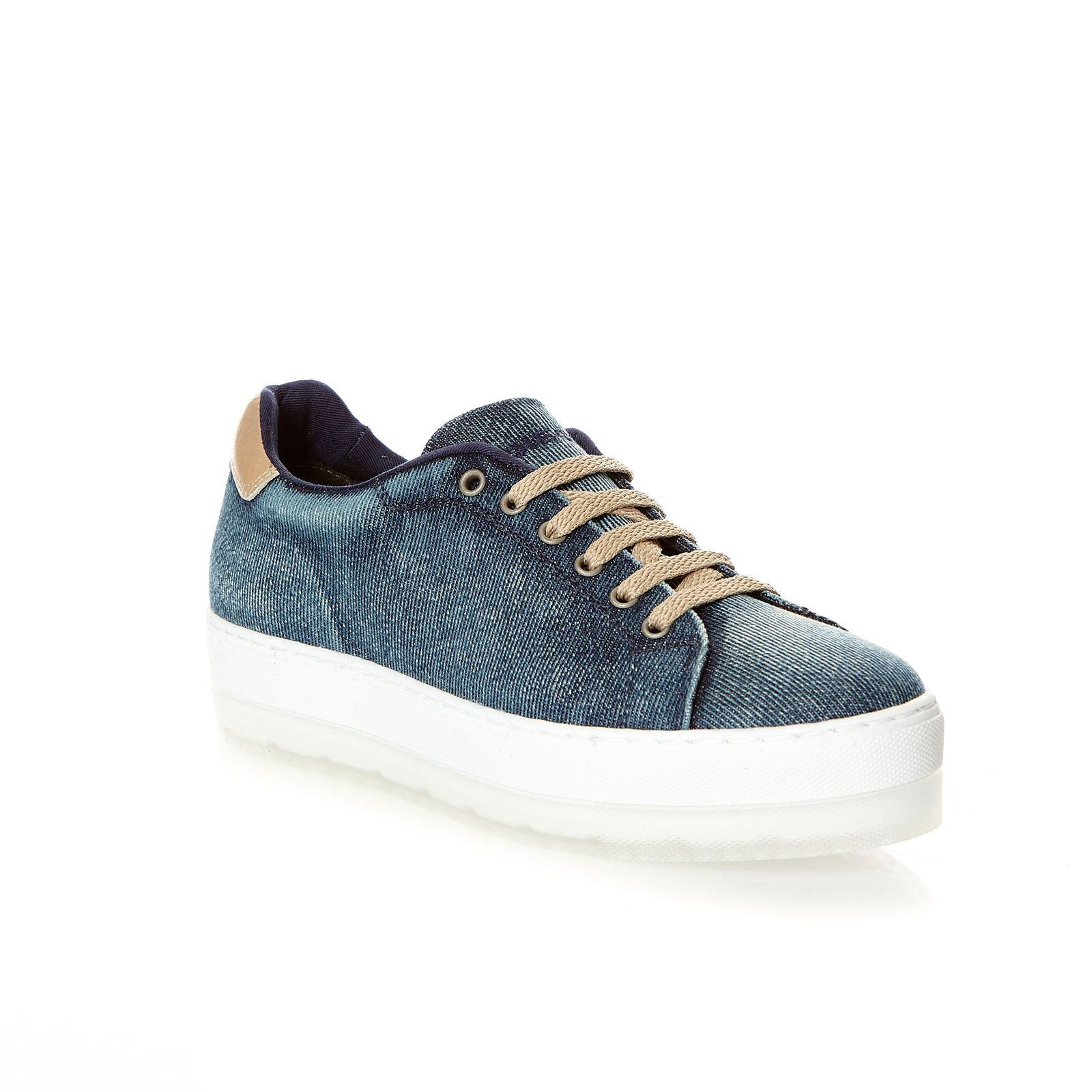 Diesel Andyes - Sneakers - denim bleu