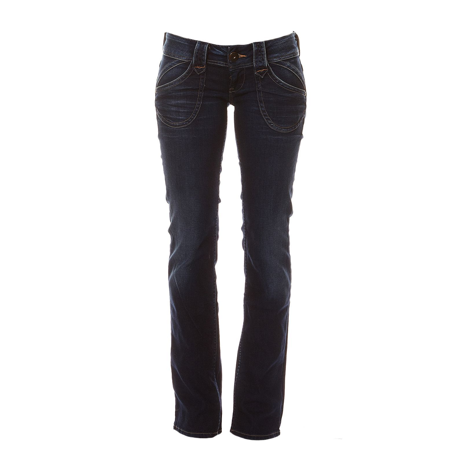 Pepe Jeans London Midonna - Jean droit - denim bleu