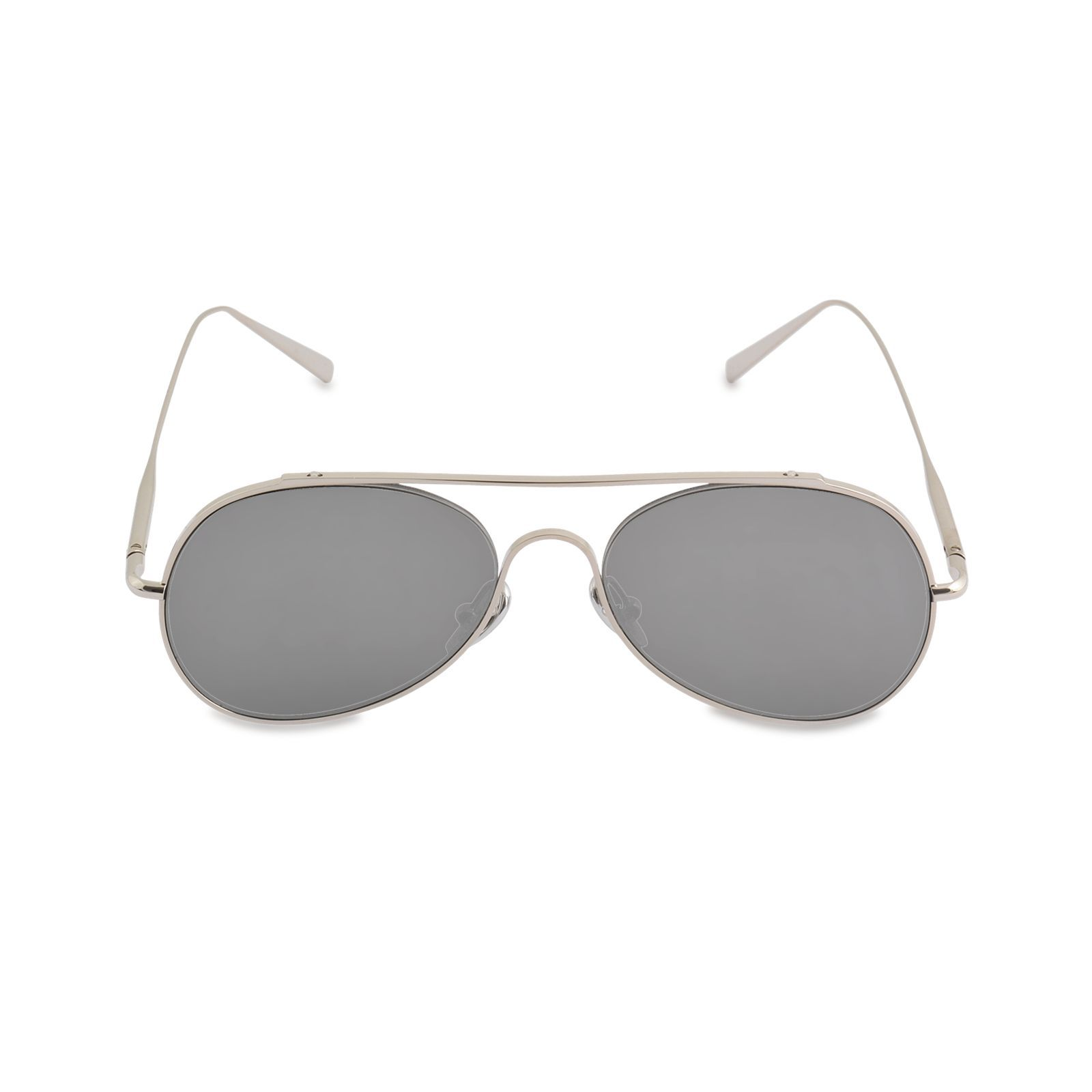 fd8c51a10ca3a0 Ray Ban Aviator Small - Lunettes de soleil Homme - argent   BrandAlley