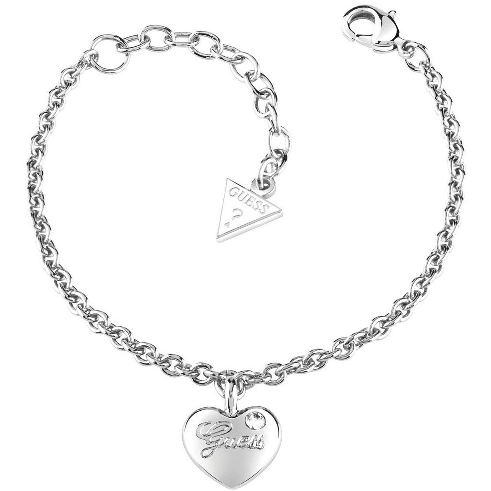 Guess Collier - argent
