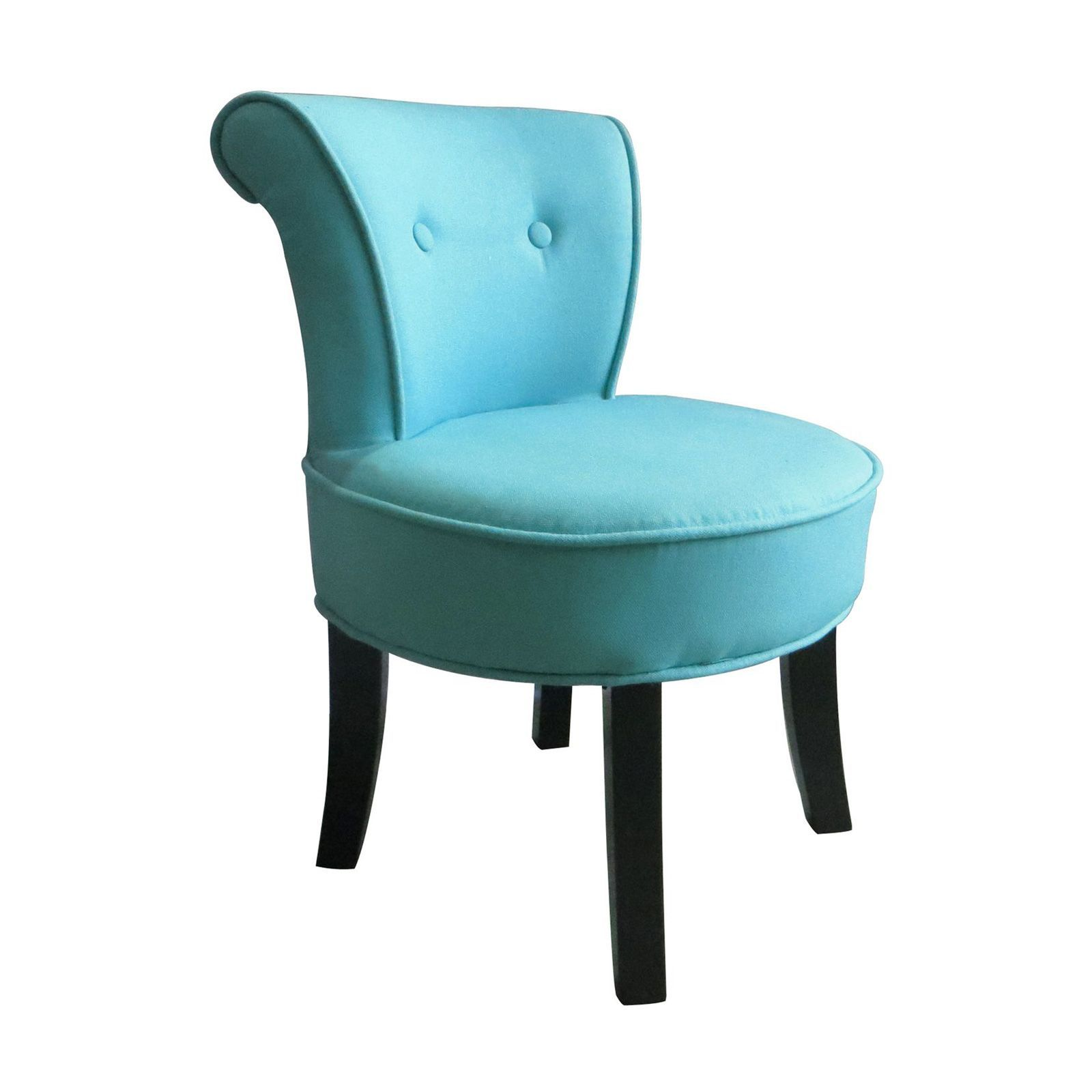 Potiron crapaud fauteuil turquoise brandalley - Fauteuil crapaud potiron ...
