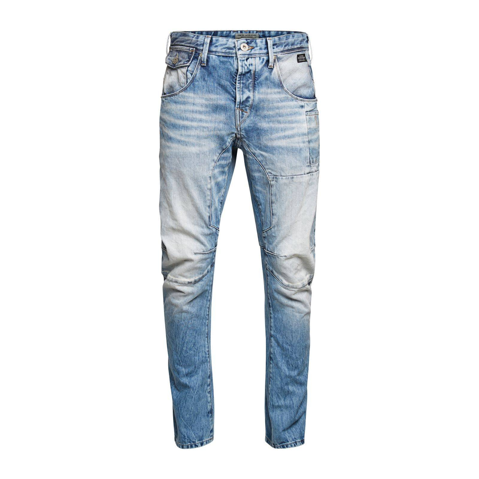Jack  Jones Istan - Jean slim - denim bleu