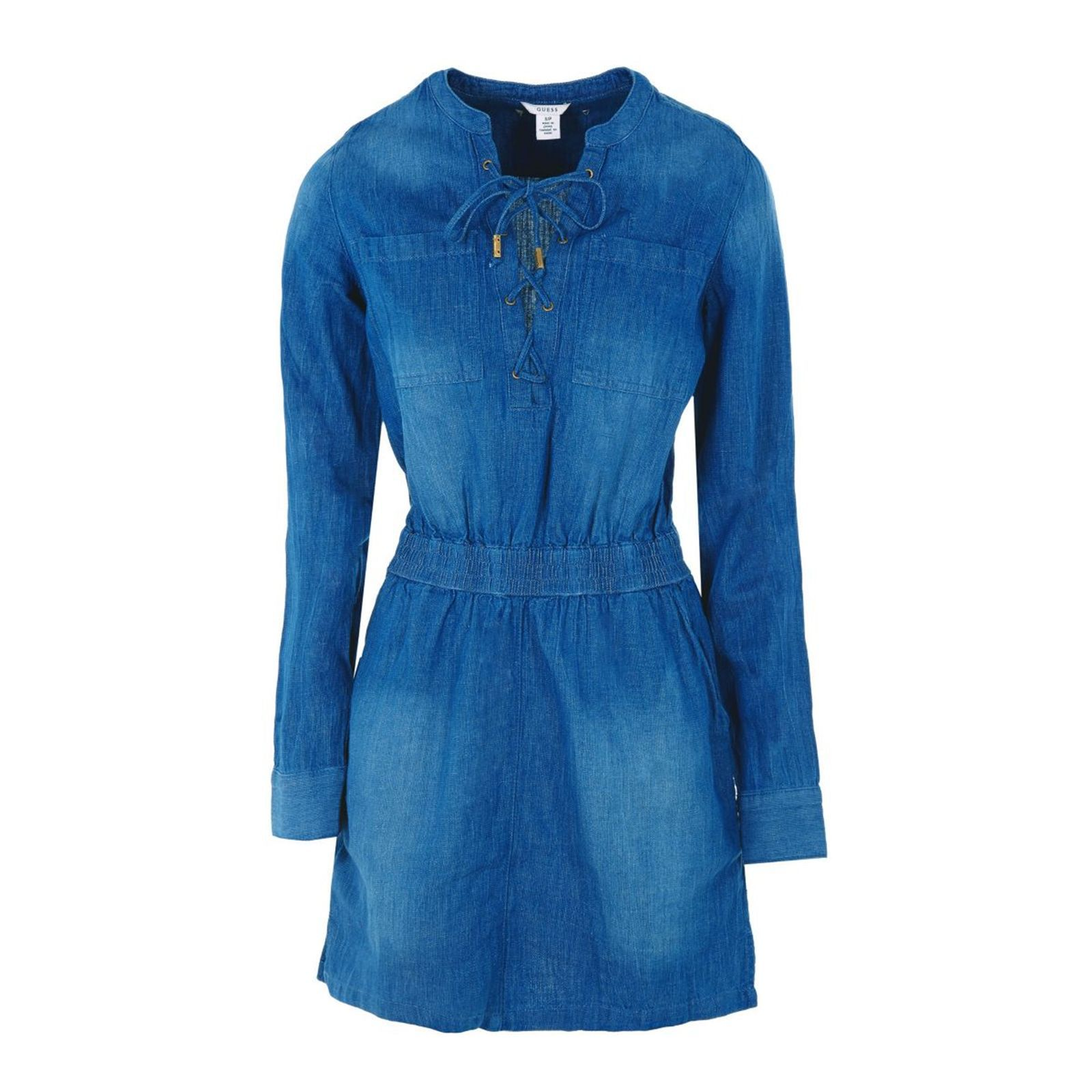 Guess Robe combinaison - denim bleu