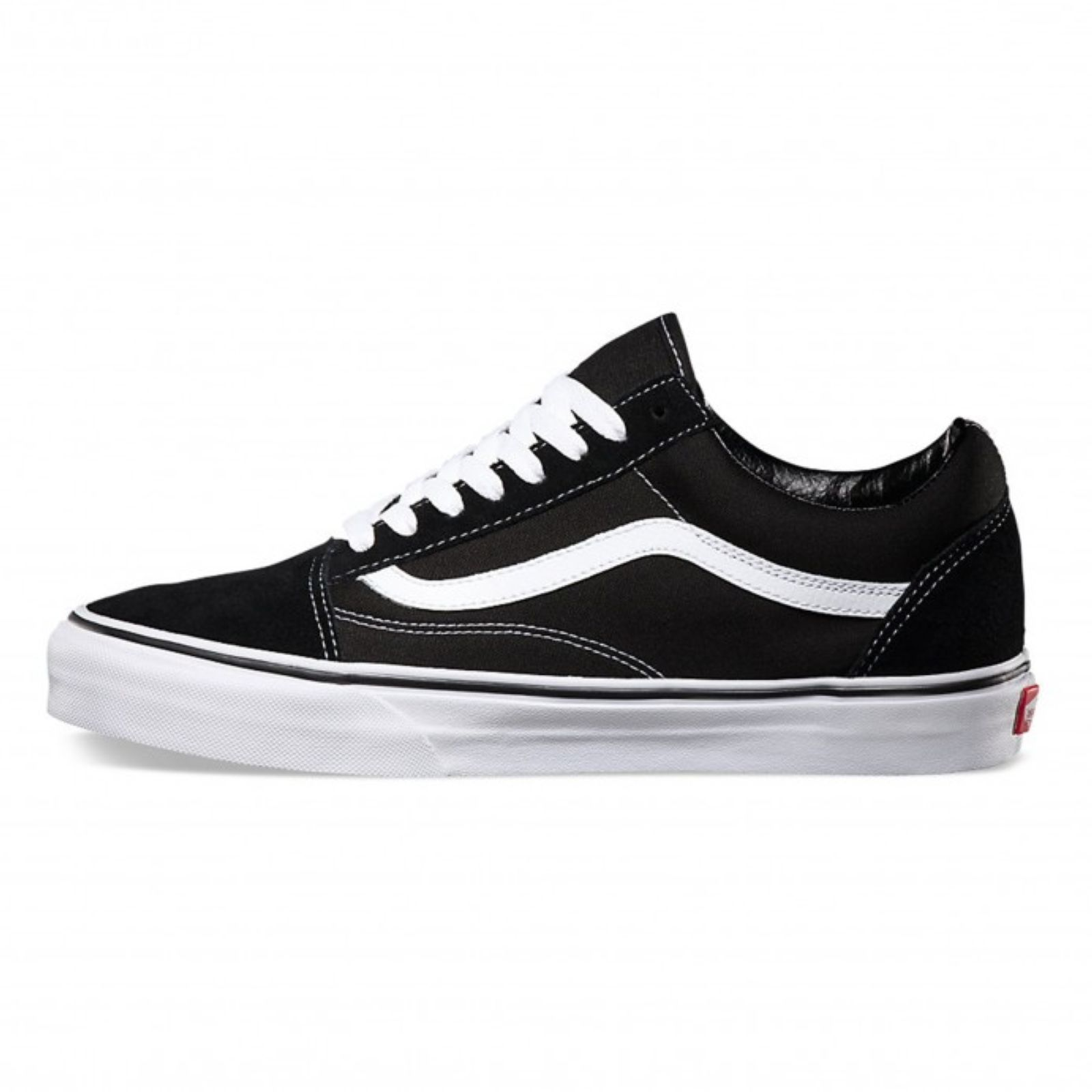 vans old skool baskets blanc brandalley. Black Bedroom Furniture Sets. Home Design Ideas