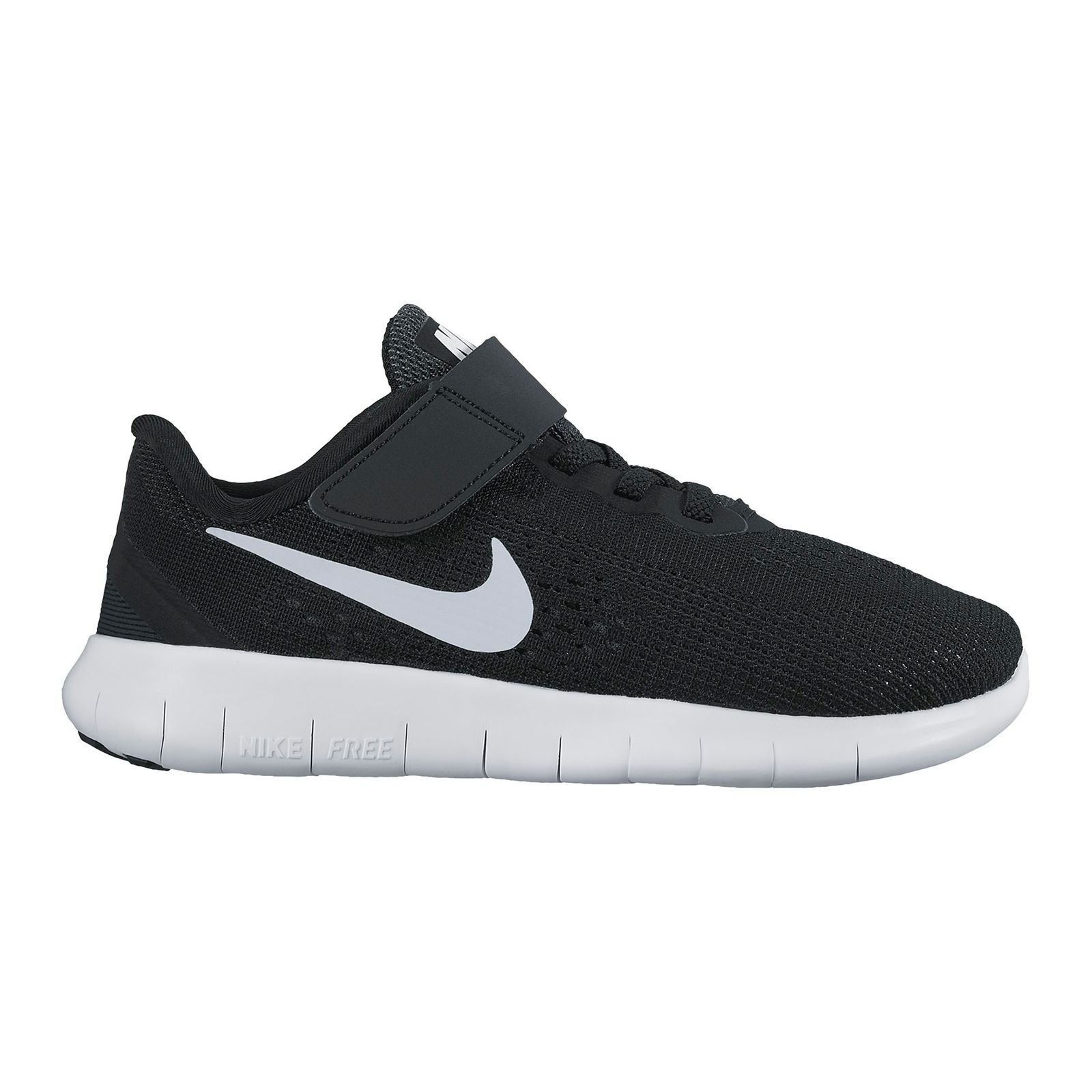 nike free run ps chaussures de sport noir brandalley. Black Bedroom Furniture Sets. Home Design Ideas