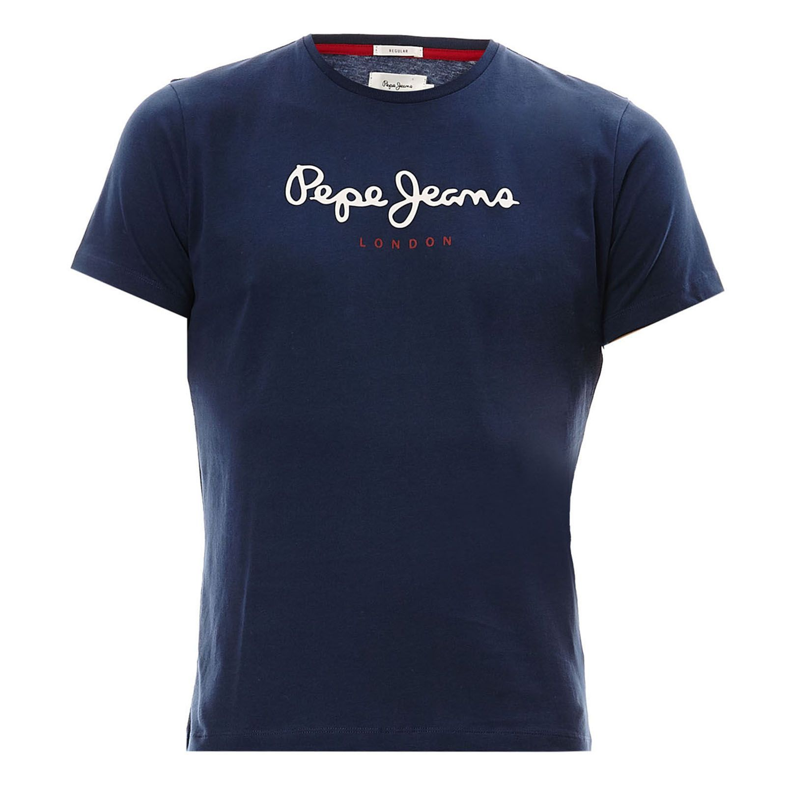 Pepe Jeans London Eggo - T-shirt - bleu