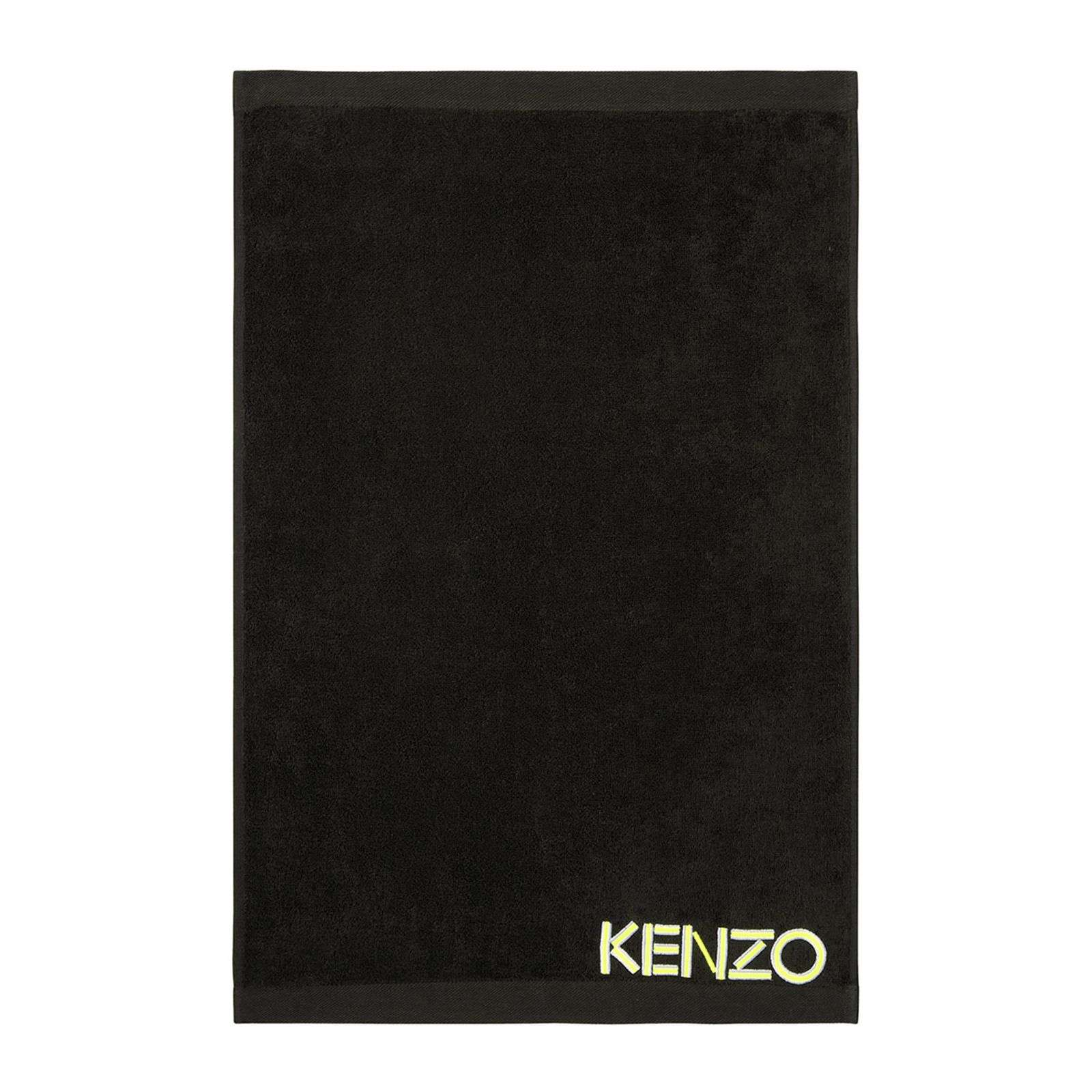 kenzo iconic linge de bain noir brandalley. Black Bedroom Furniture Sets. Home Design Ideas