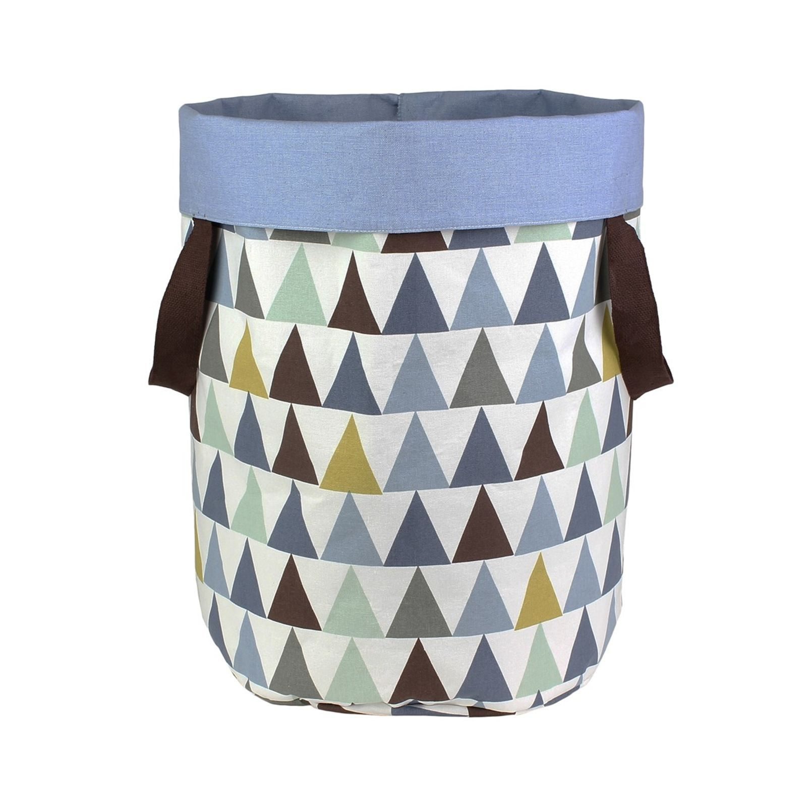 Art for kids grand panier de rangement multicolore brandalley - Grand panier de rangement ...