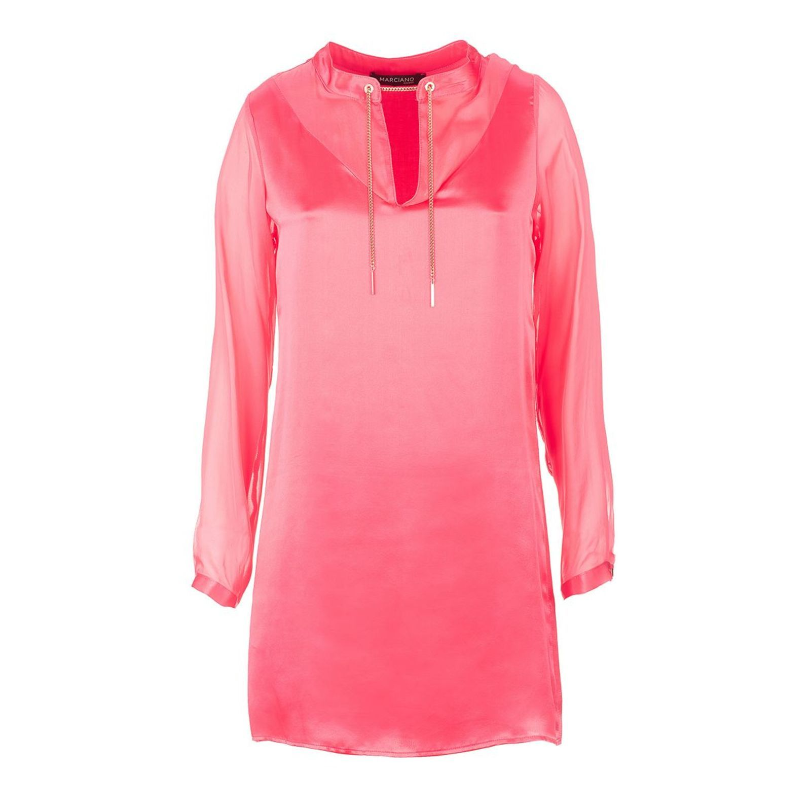 Marciano Guess Robe en soie - rose