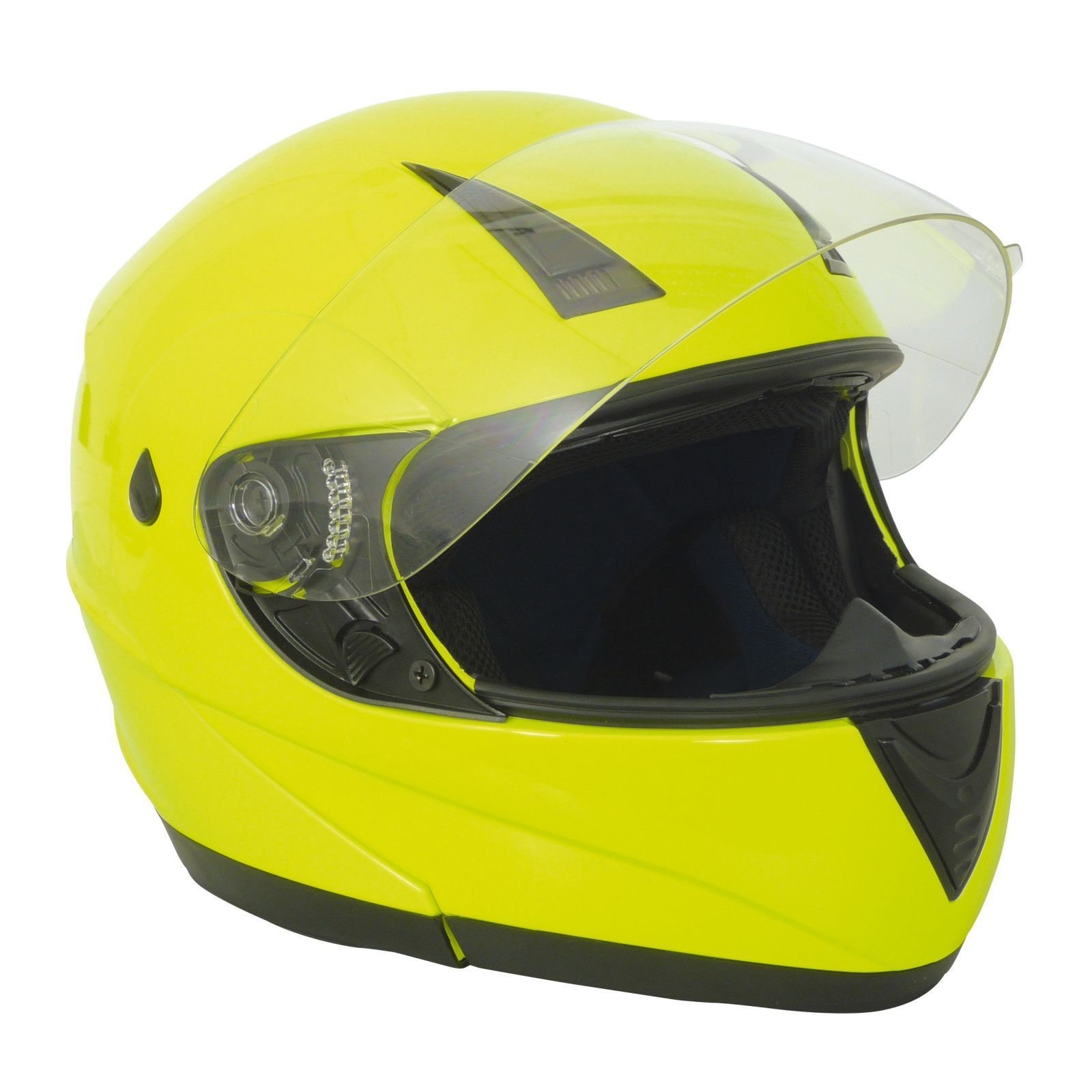 motorx casque moto jaune brandalley. Black Bedroom Furniture Sets. Home Design Ideas